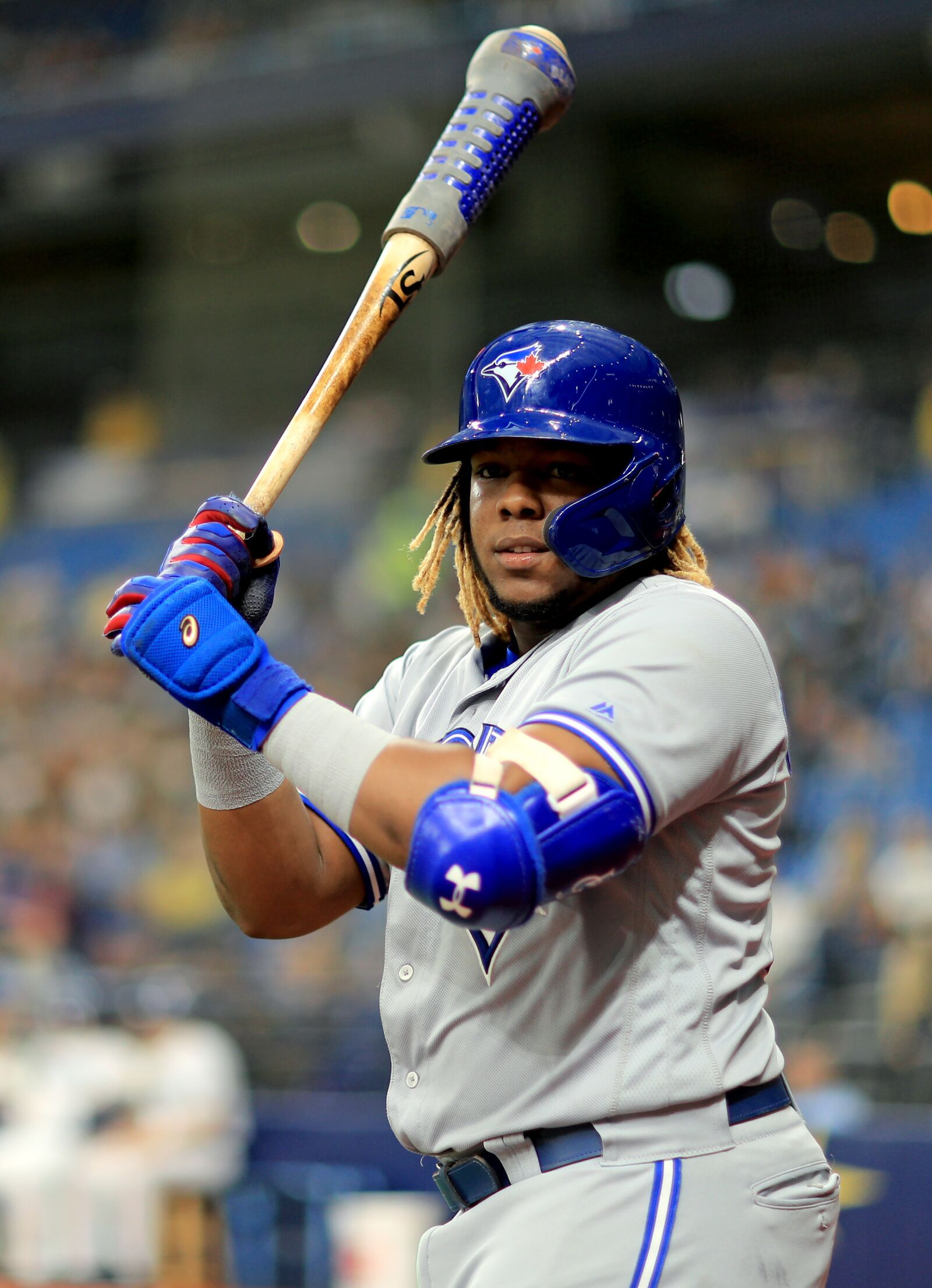 Blue Jays: Vladimir Guerrero Jr already leads the league in one category