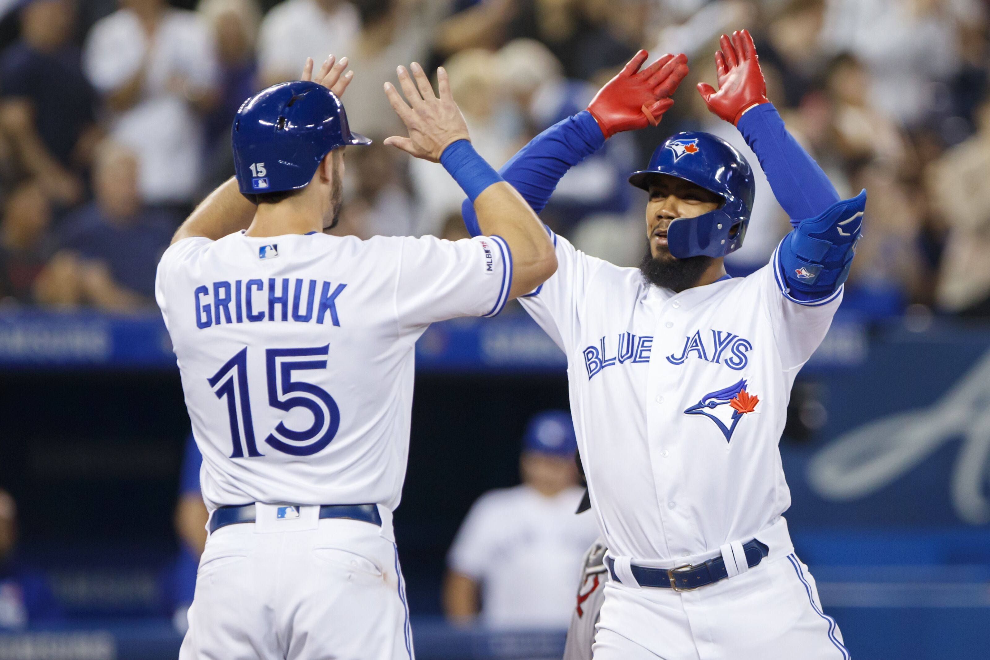 Blue Jays: Randal Grichuk may have to sit down in September - Jays Journal