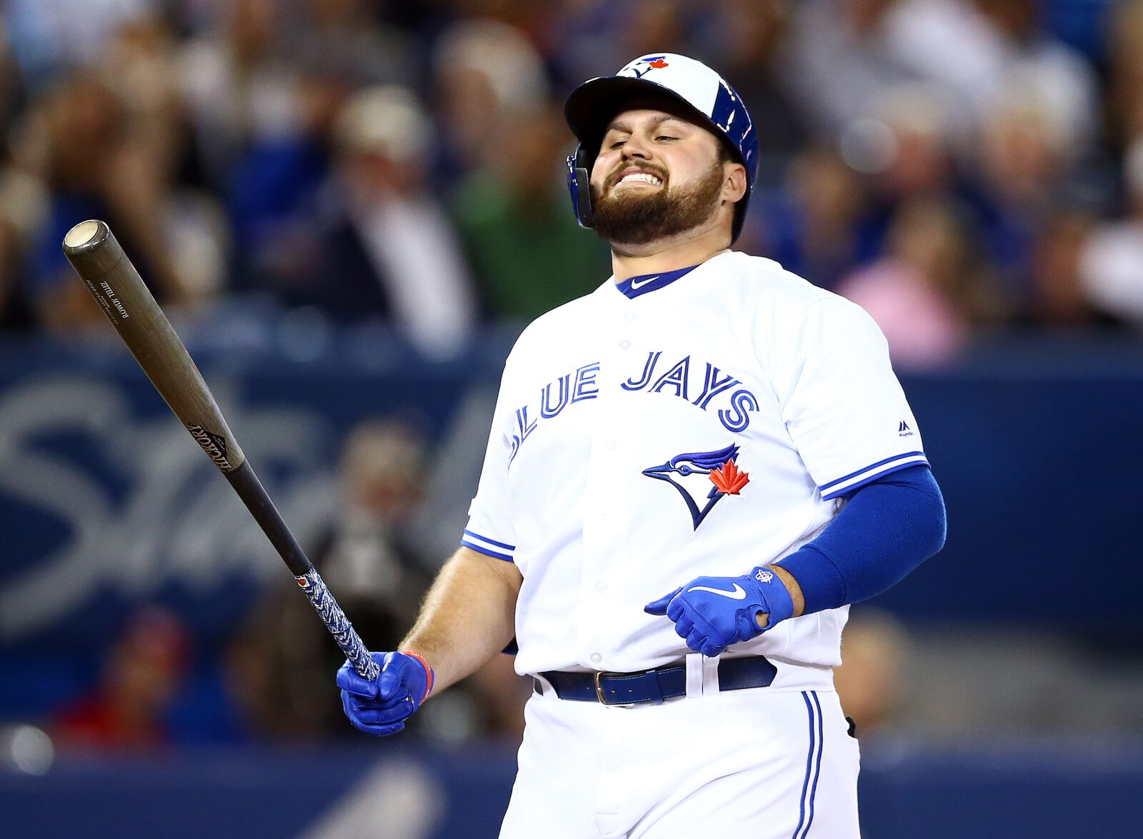 Blue Jays: Doesn't look like Rowdy Tellez will be handed a job