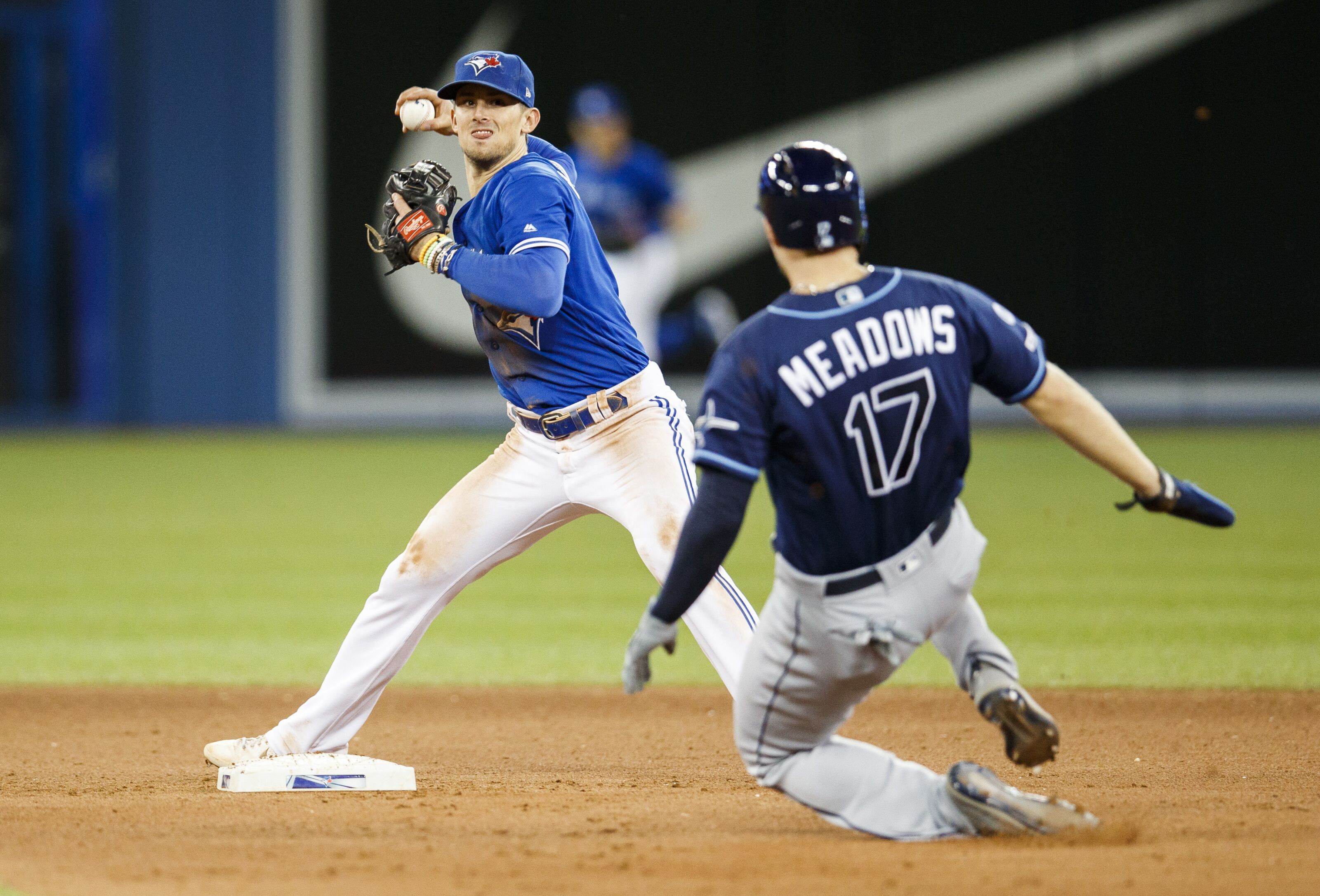 Blue Jays: How Well do Blue Jays Infielders Stack Up According to StatCast