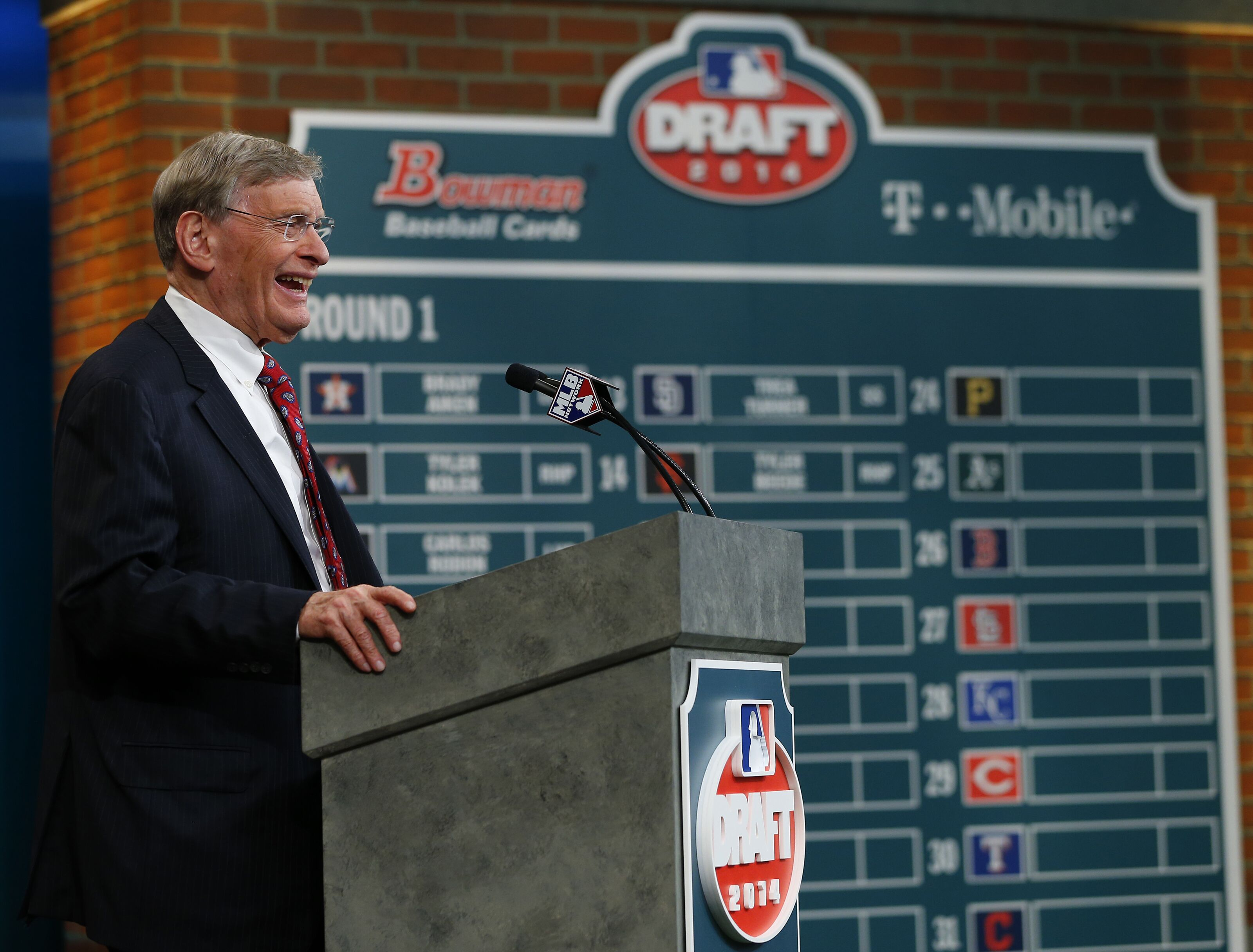 Blue Jays secure fifth overall selection in upcoming draft