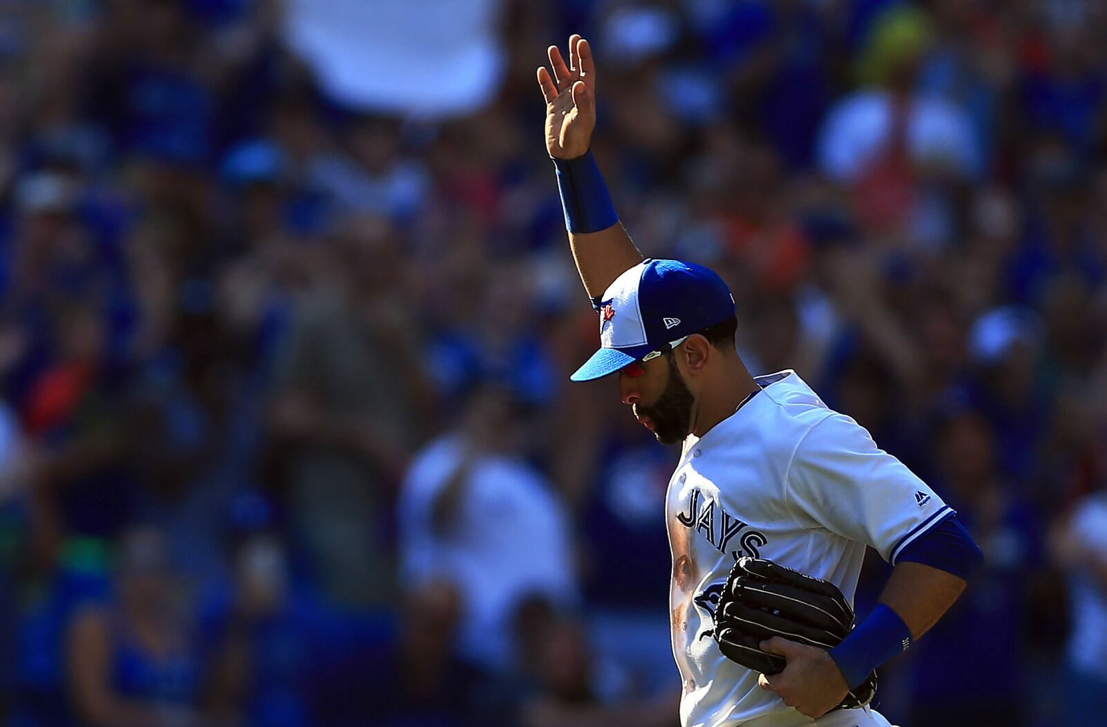 Blue Jays should offer Jose Bautista a job in the organization