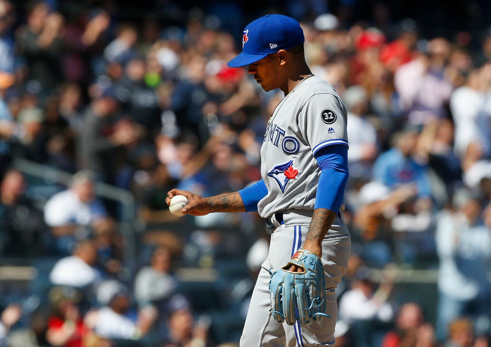 Blue Jays need to shut Marcus Stroman down for remainder of the season