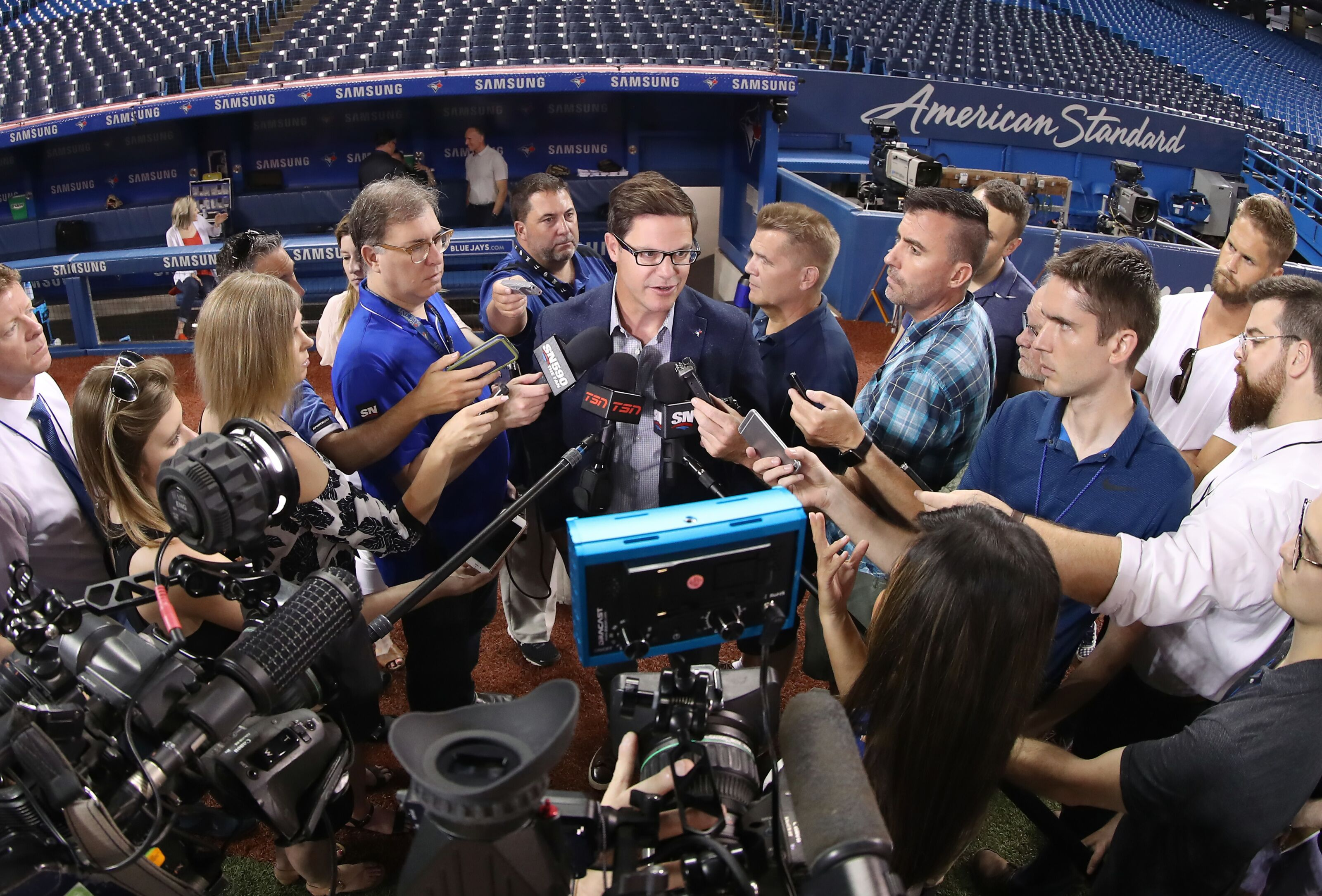Blue Jays: Looking back on Ross Atkins' work from the 2016 season