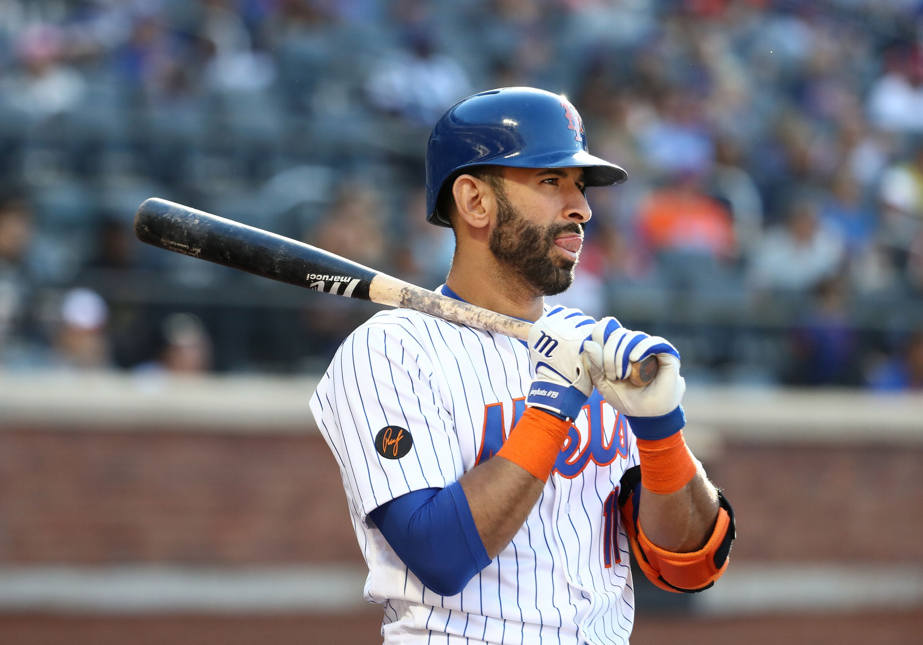 8cea31185 Blue Jays: Might be time to offer Jose Bautista a one day contract