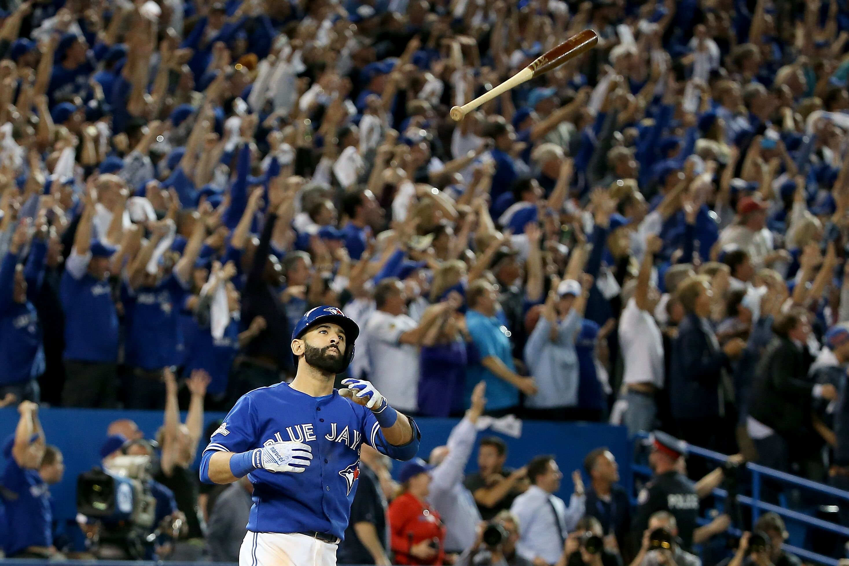 Blue Jays overcame an 0-2 ALDS deficit in 2015, and it's worth reliving