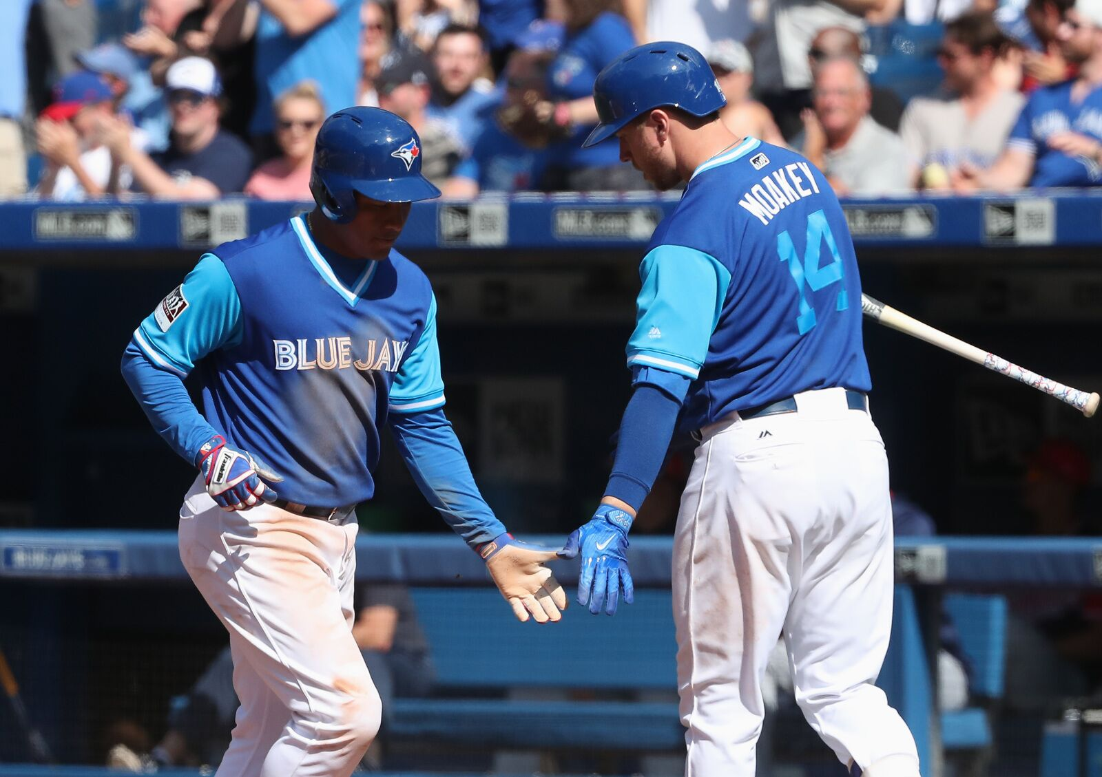 03eb4d9ef Blue Jays  Ranking the players weekend jersey nicknames