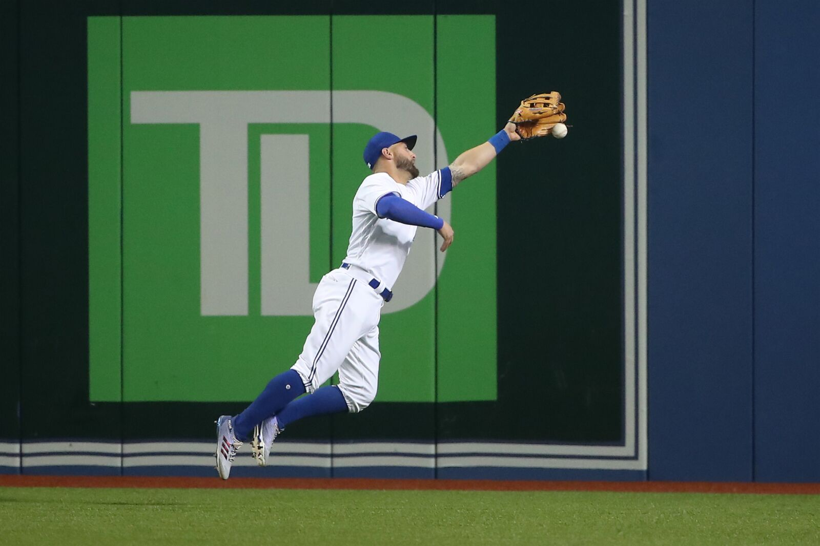 Blue Jays: Was Kevin Pillar snubbed for a Gold Glove?