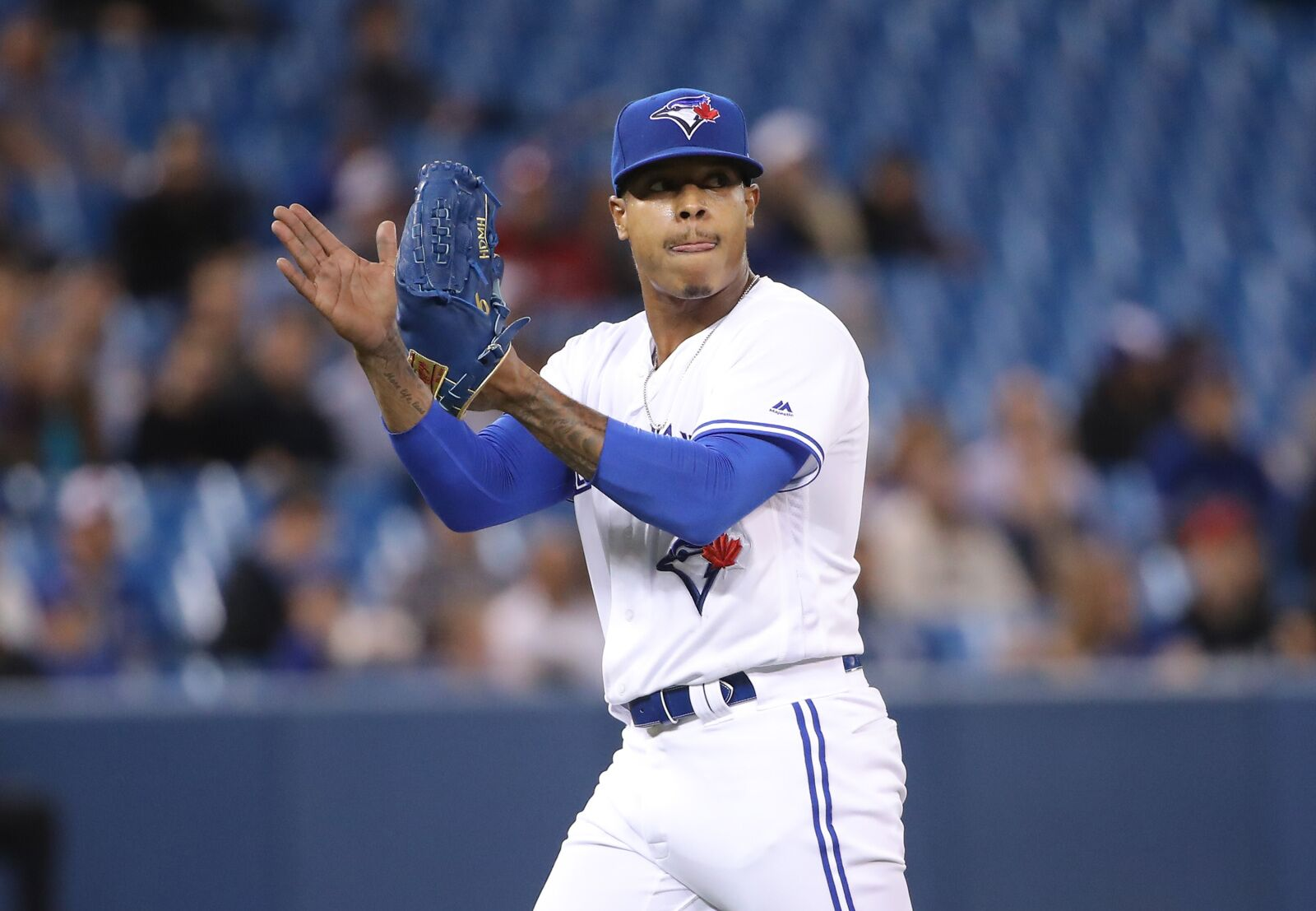 online retailer a6378 7cfec Blue Jays: Marcus Stroman makes the most sense for the ...