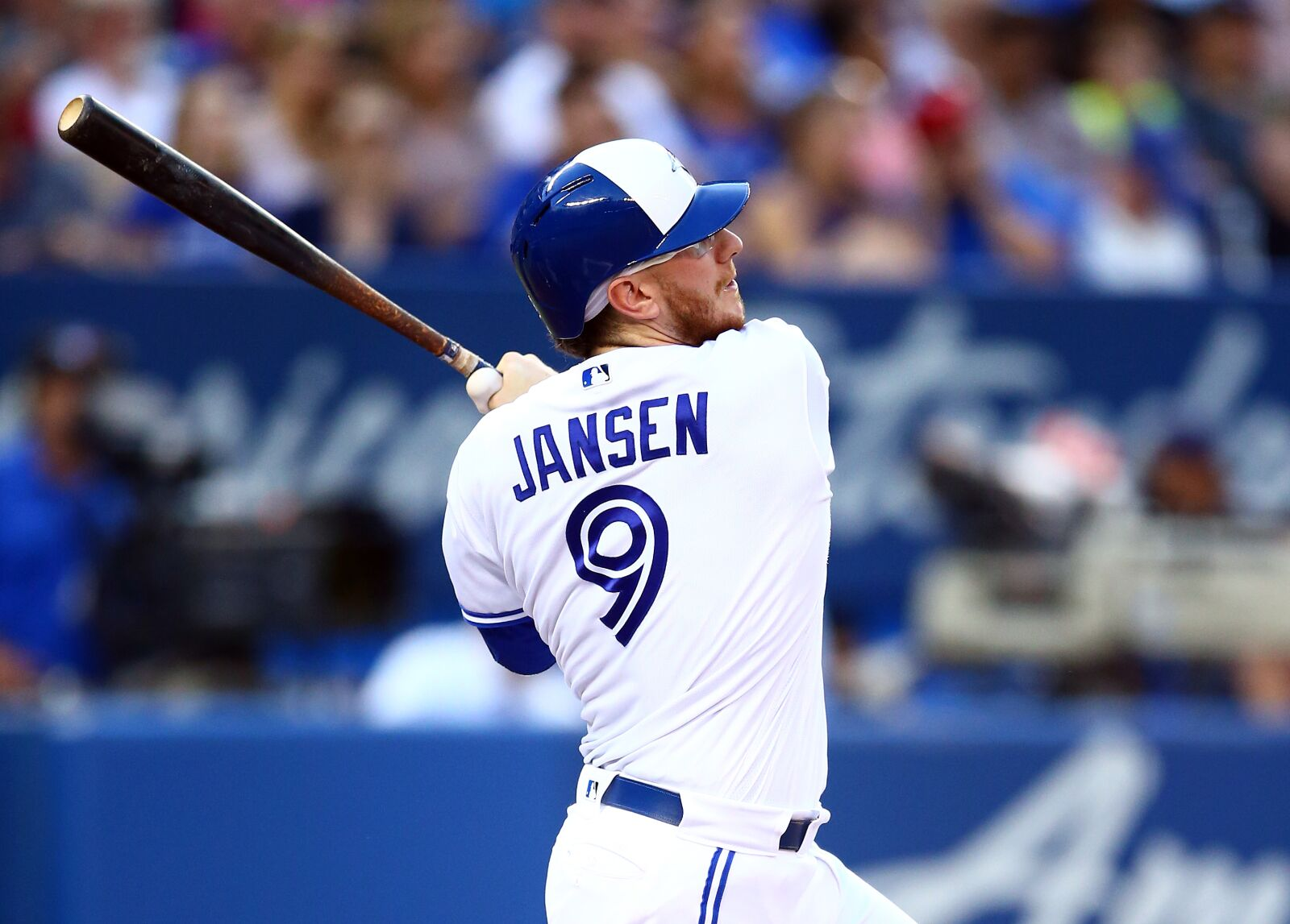 Blue Jays: Danny Jansen's encouraging 'quality of contact' numbers