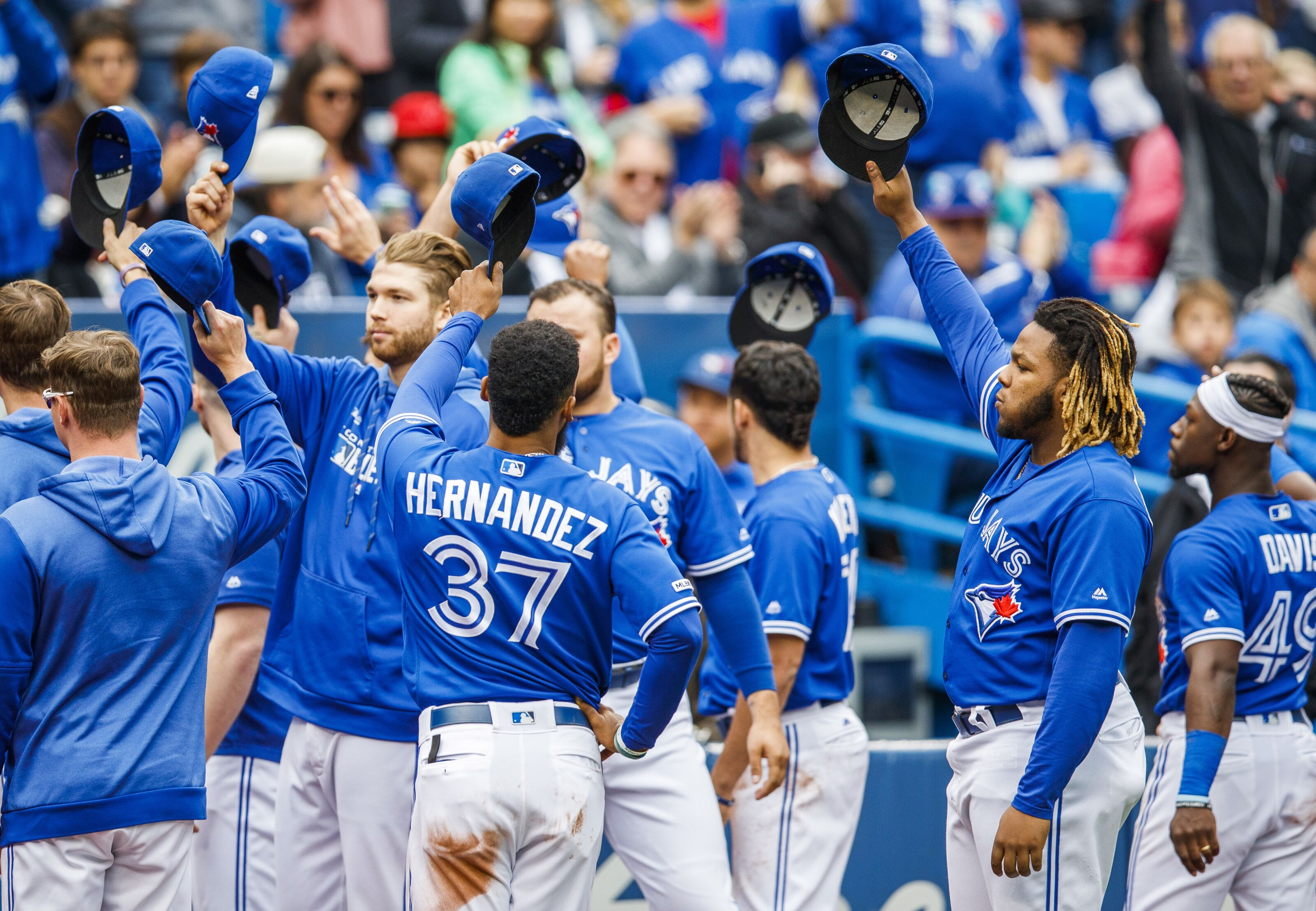 Toronto Blue Jays: I owe the front office an apology