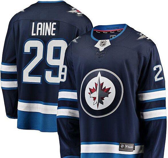 8d863be3f8bc6a Patrik Laine Winnipeg Jets Fanatics Branded Jersey – $169.99