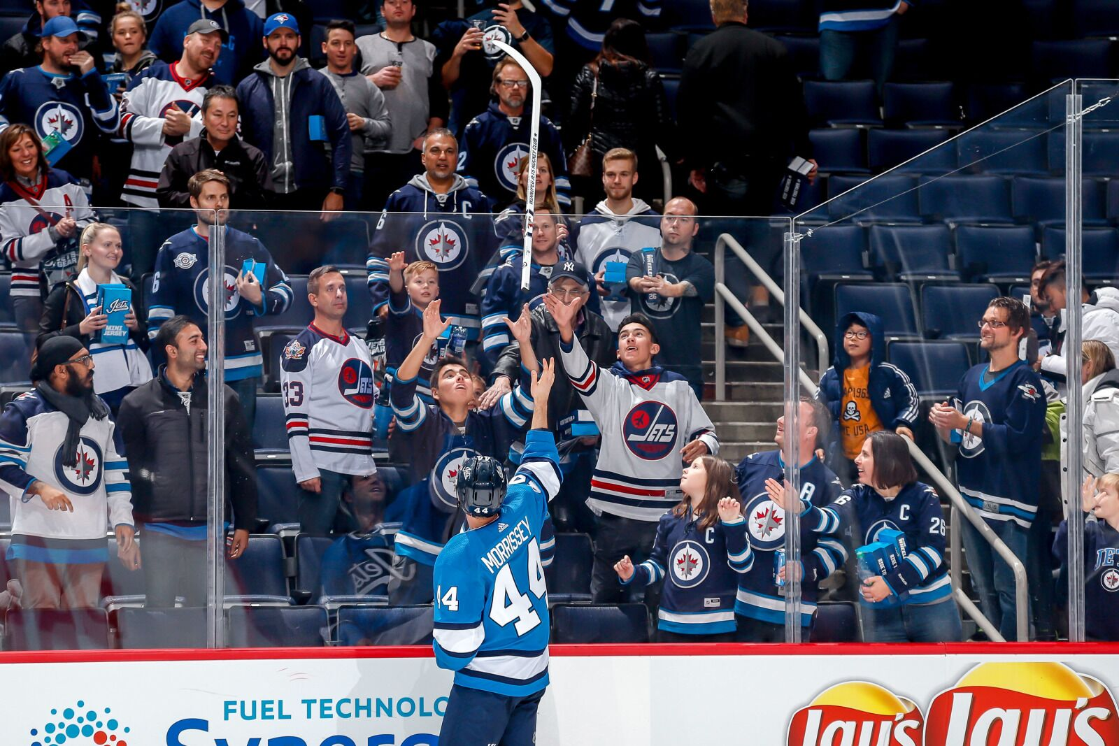 Winnipeg Jets Show Josh Morrissey What They Think of Him