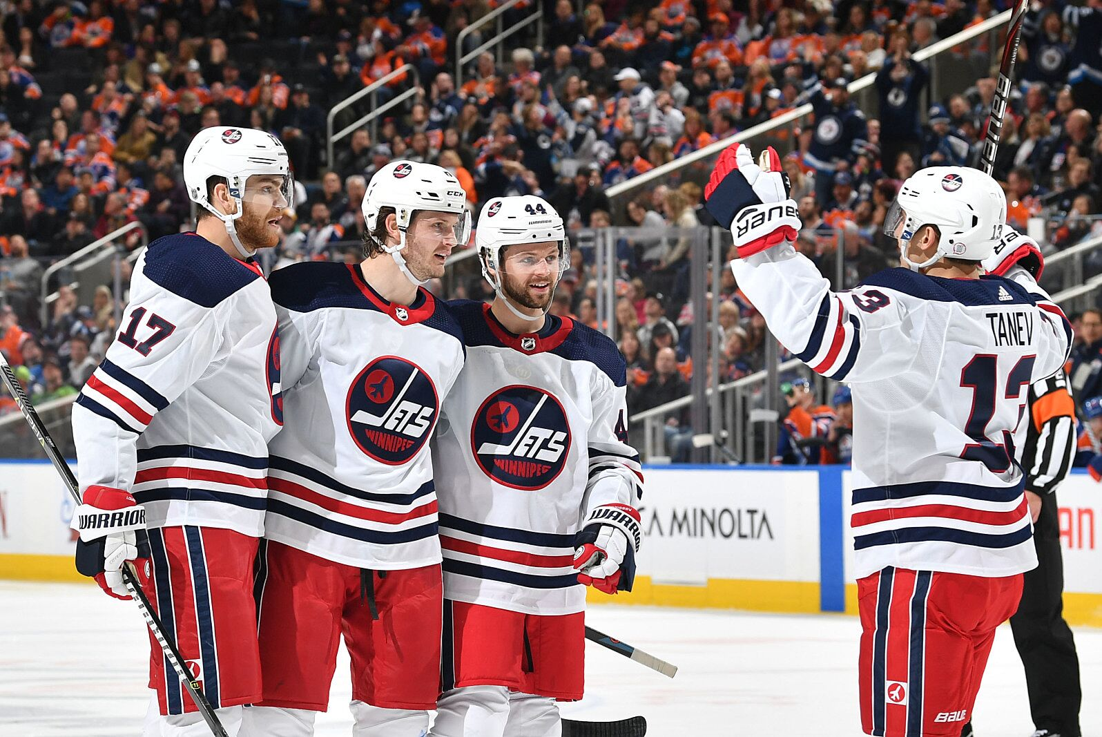 buy online ac2cc ad436 Winnipeg Jets New Year's Resolutions for the Rest of the Season