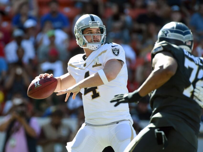Oakland Raiders Offseason Credited To Carr By Jon Gruden