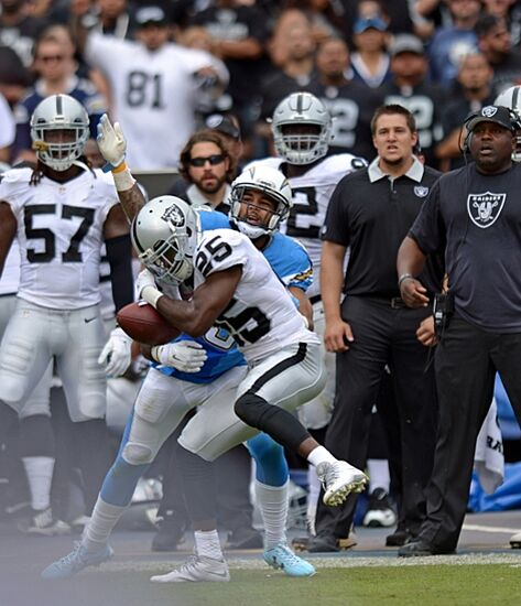San Diego Chargers Game Stats: Oakland Raiders Week 7 Stats Breakdown And Awards