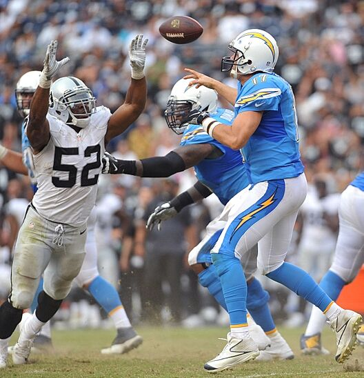 San Diego Chargers Blogs: Preview And Prediction: Oakland Raiders Vs. San Diego