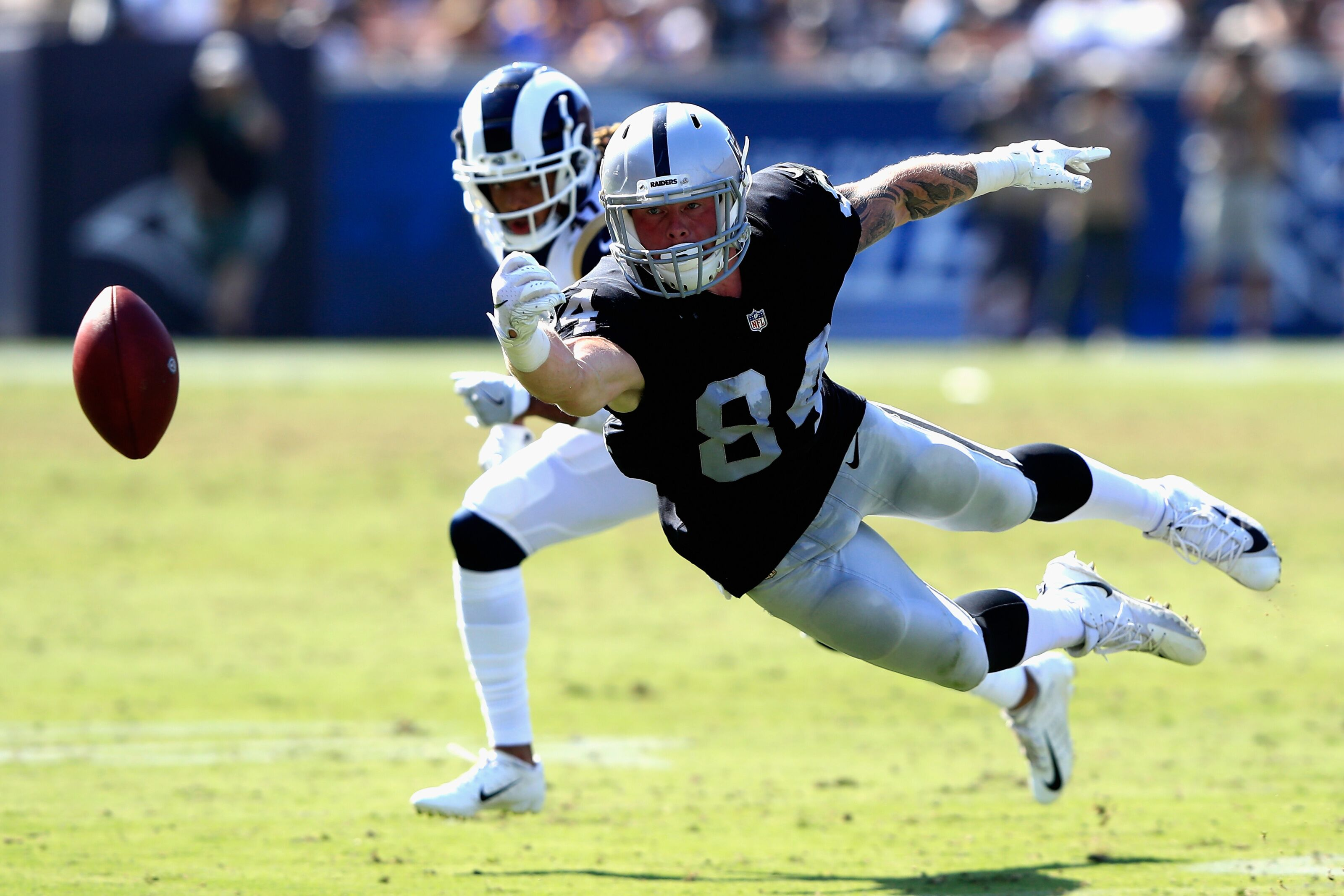 Paul Butler could surprise this summer for the Oakland Raiders