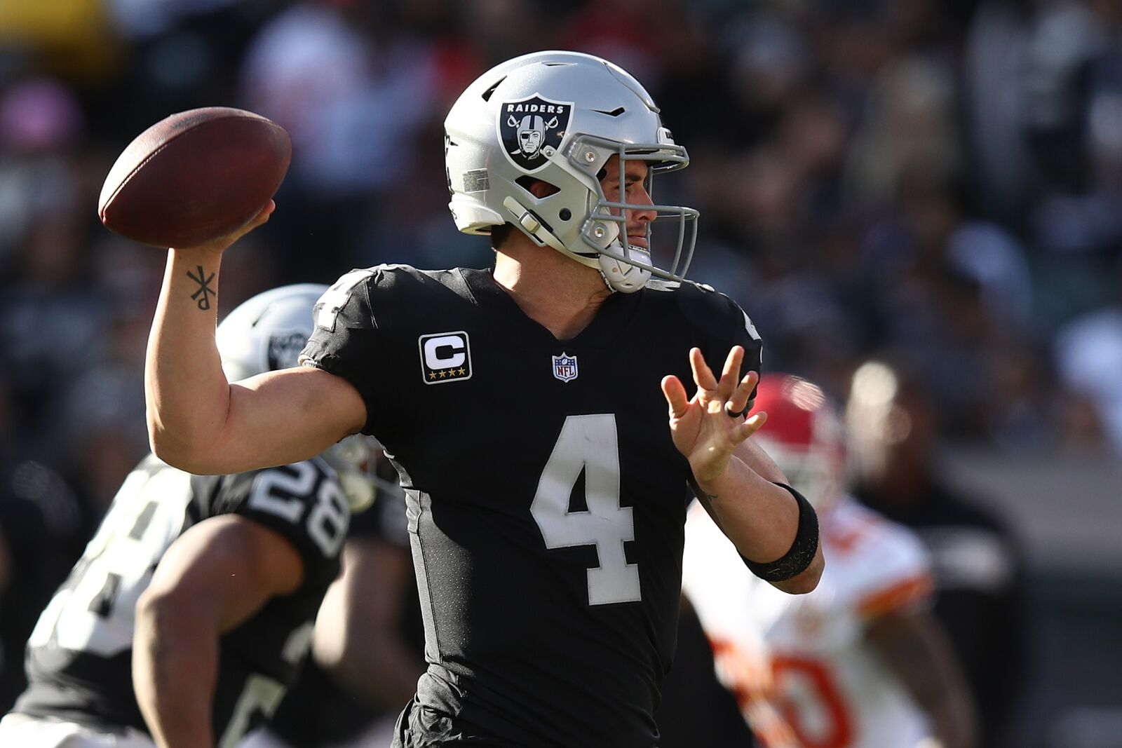 Oakland Raiders Behind Enemy Lines: Q&A with Arrowhead Addict