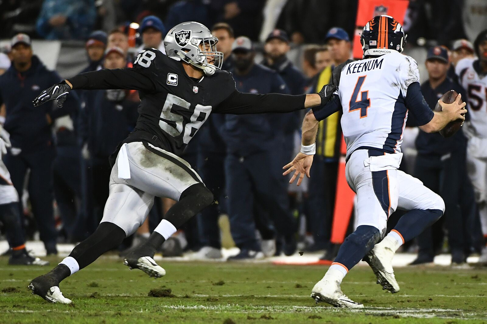 Oakland Raiders staying busy on Monday, here is what it means