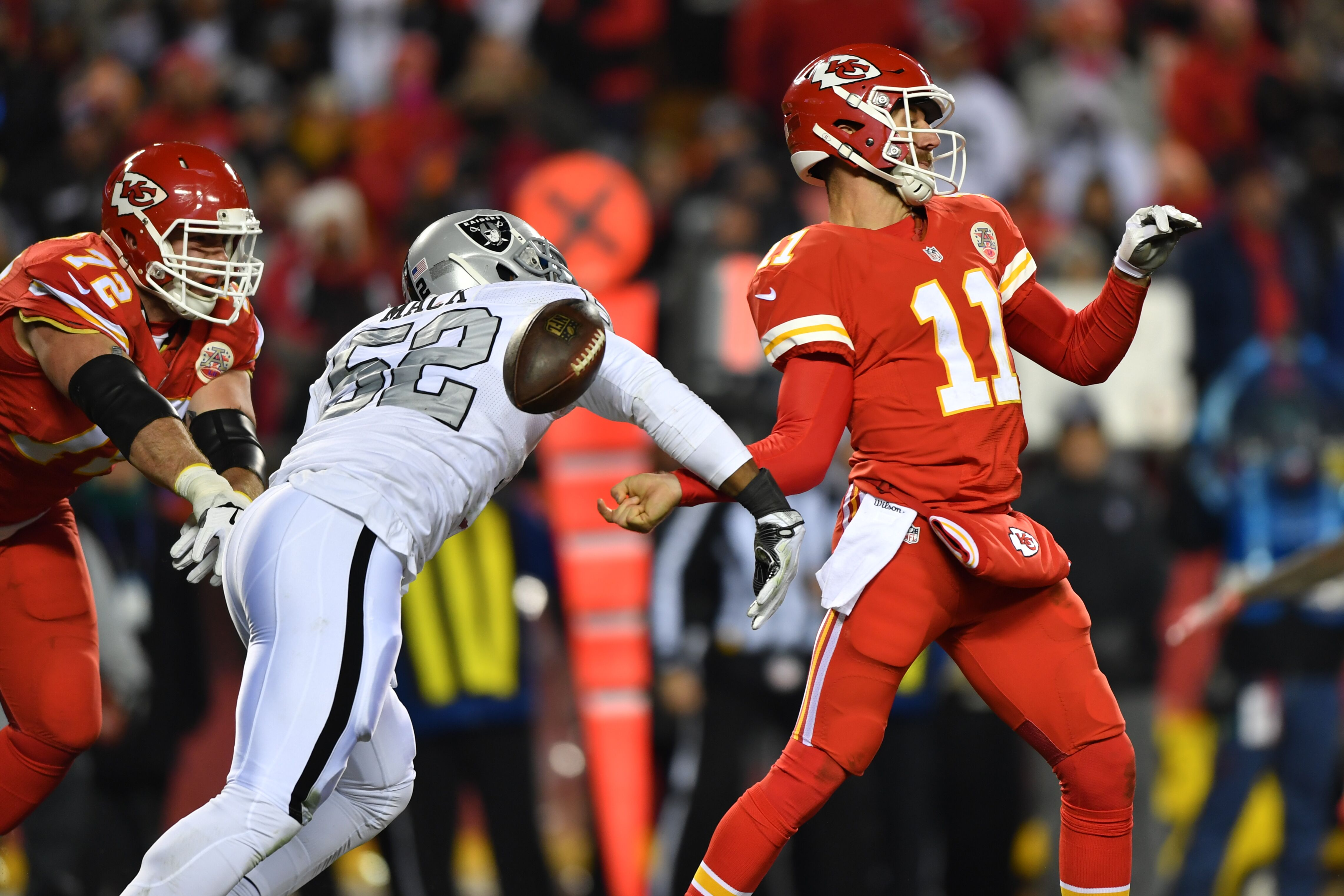 Oakland Raiders 5 keys to victory vs Kansas City Chiefs