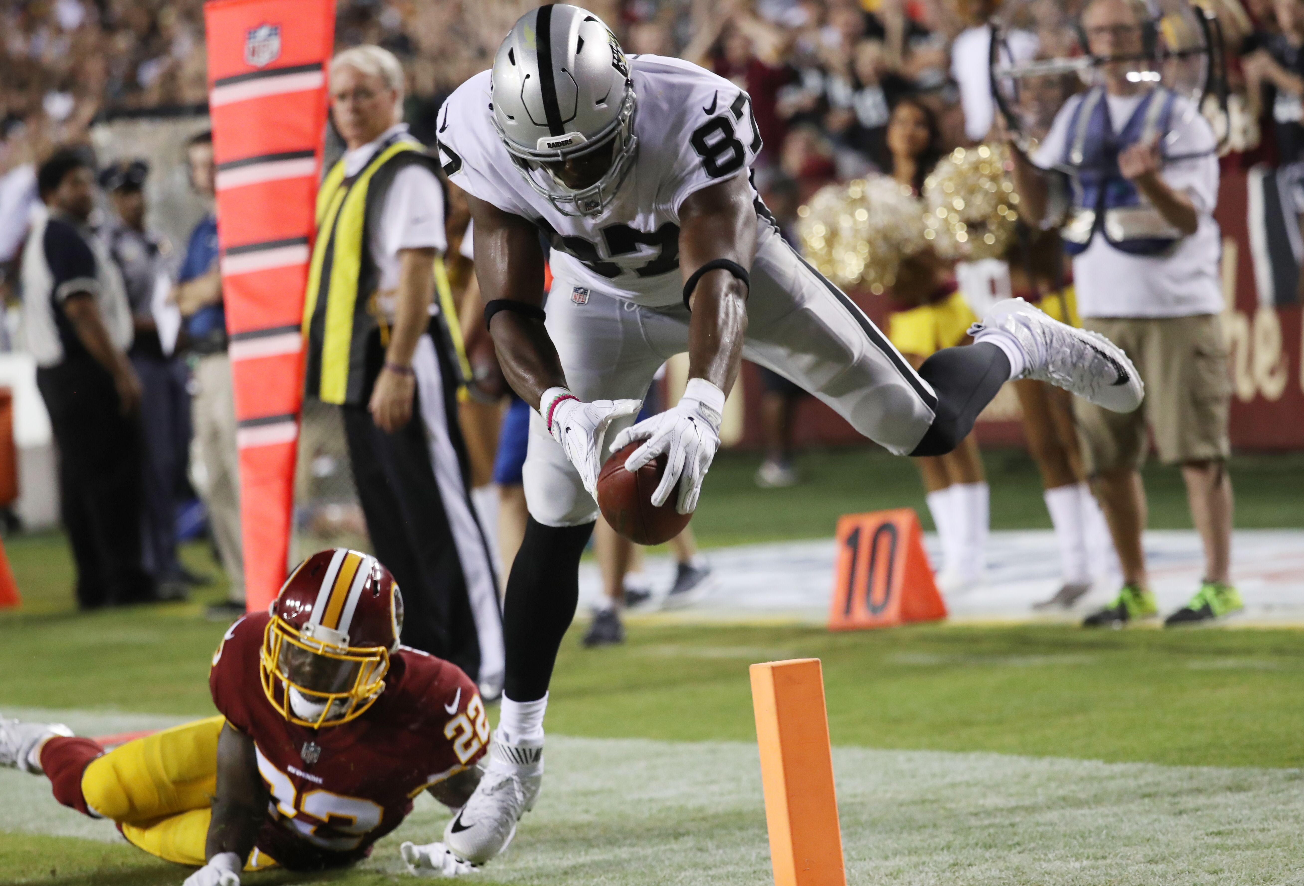 63d7790b Oakland Raiders: 5 players to watch vs. Denver Broncos