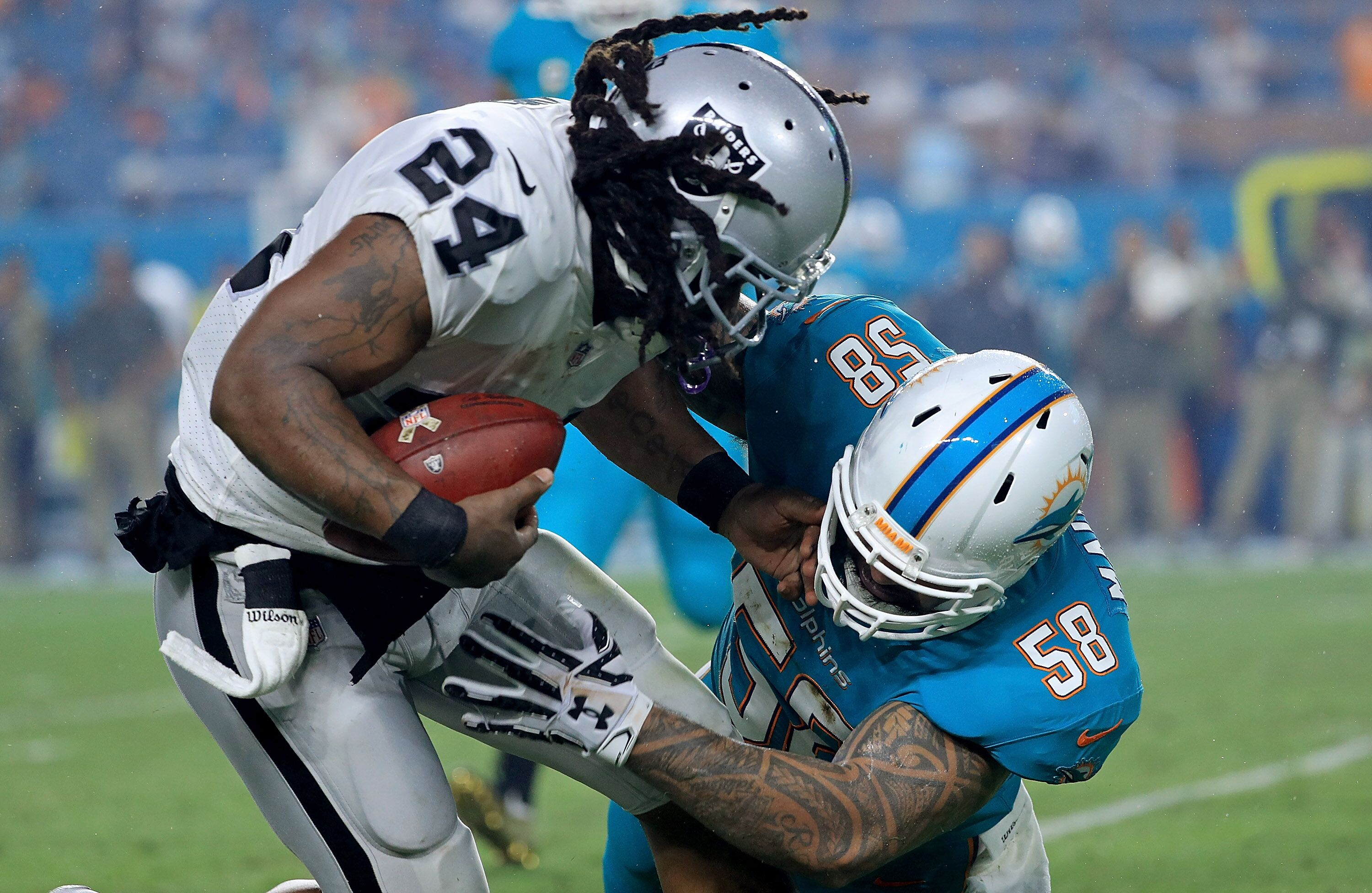 Oakland Raiders at Miami Dolphins: Highlights, score and recap