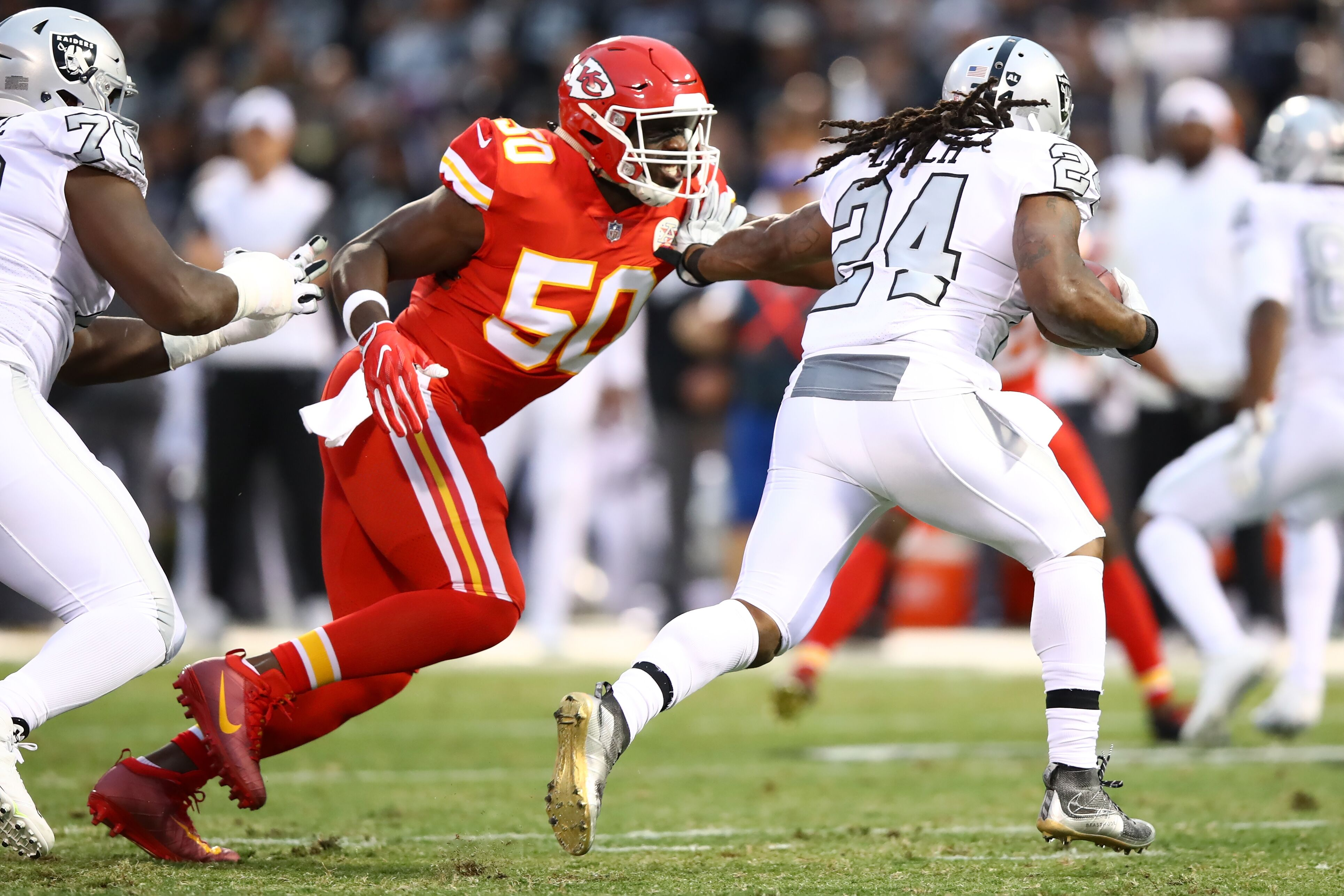 Raiders at Chiefs Week 14 Q&A with Arrowhead Addict
