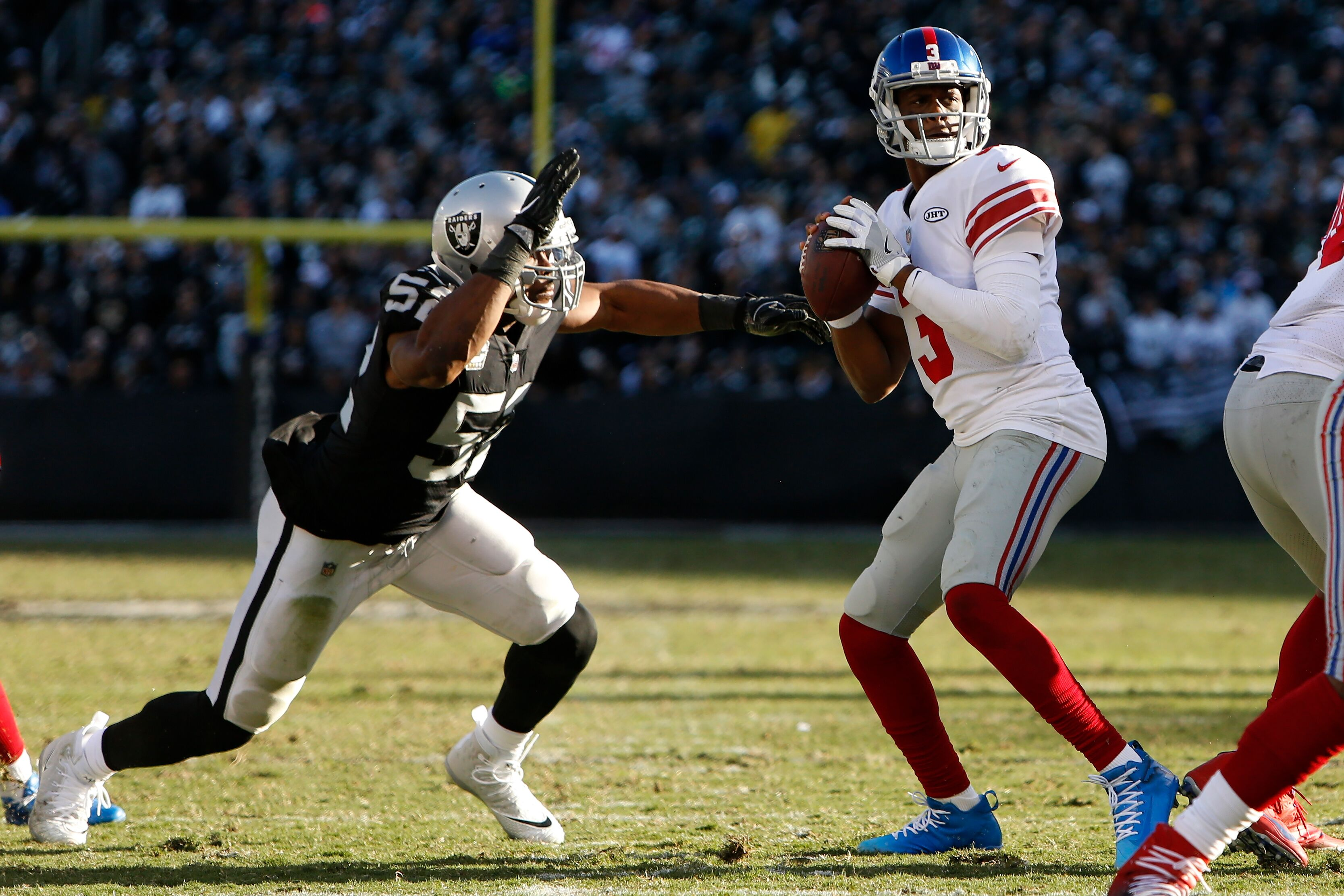 Oakland Raiders 5 matchups to watch vs Kansas City Chiefs in