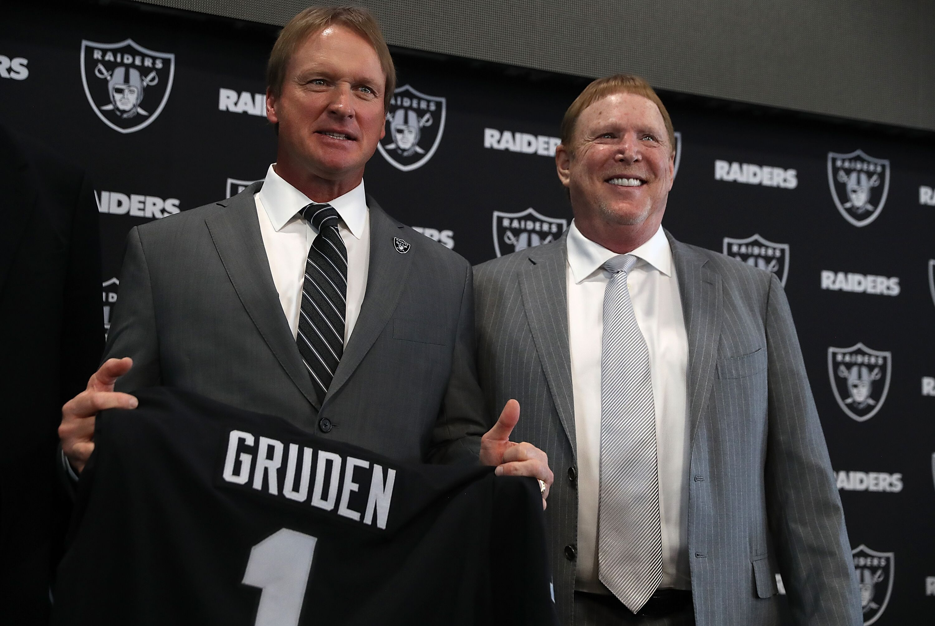 oakland raiders have money and options in free agency
