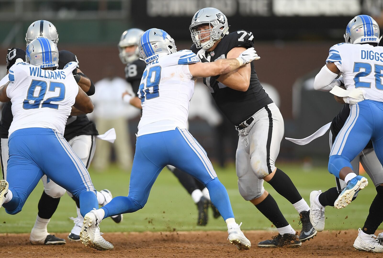 Kolton Miller is vital to Oakland Raiders success in 2019