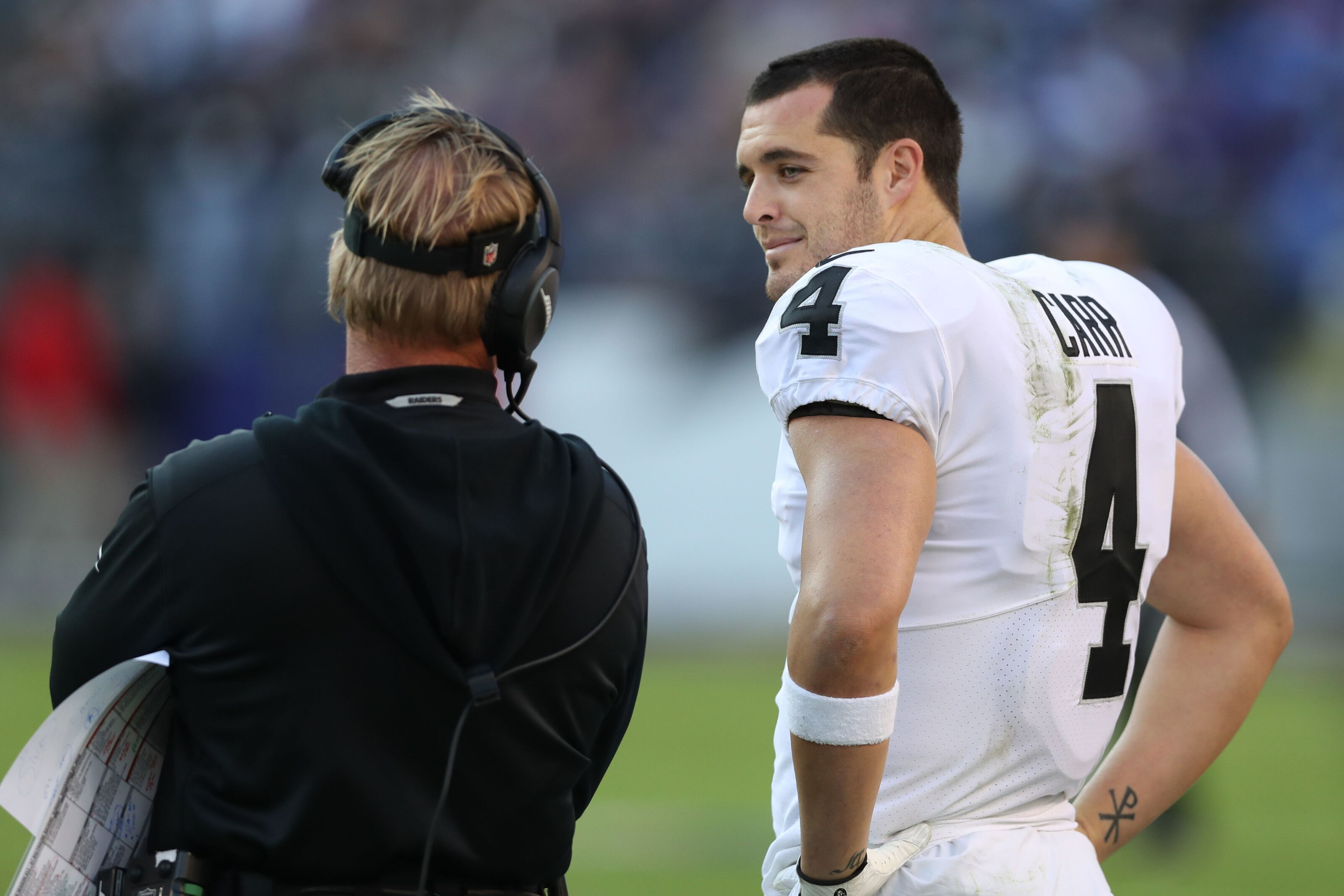 Which part of the Oakland Raiders schedule do they need to capitalize on?