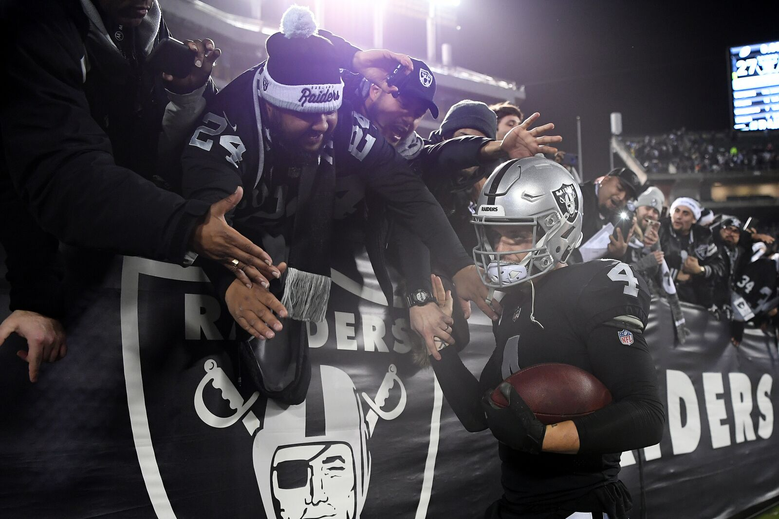 How good can this 2019 Oakland Raiders offense really be?