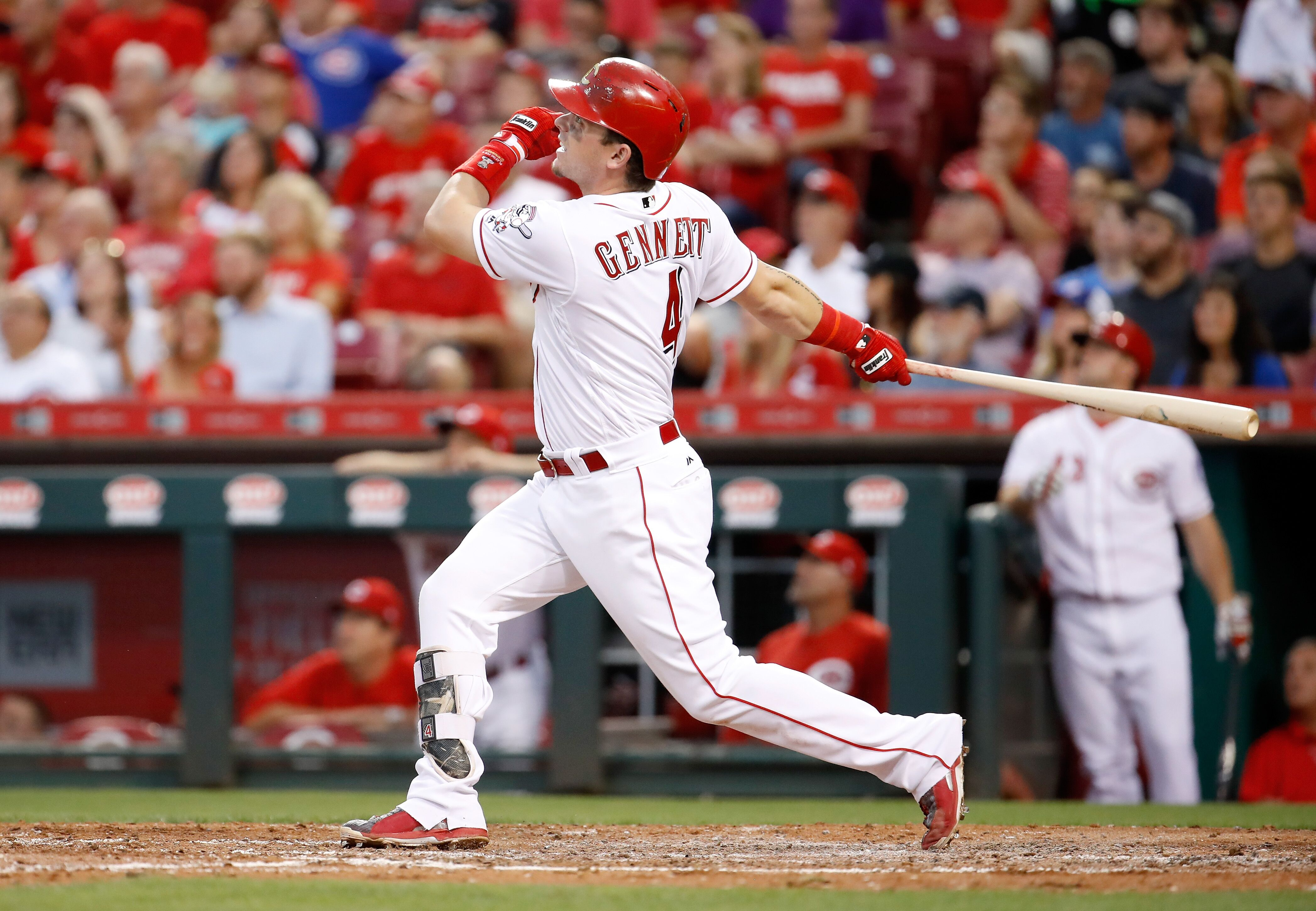 2c19f8d53 Reds Scooter Gennett  Is his breakout for real or a mirage