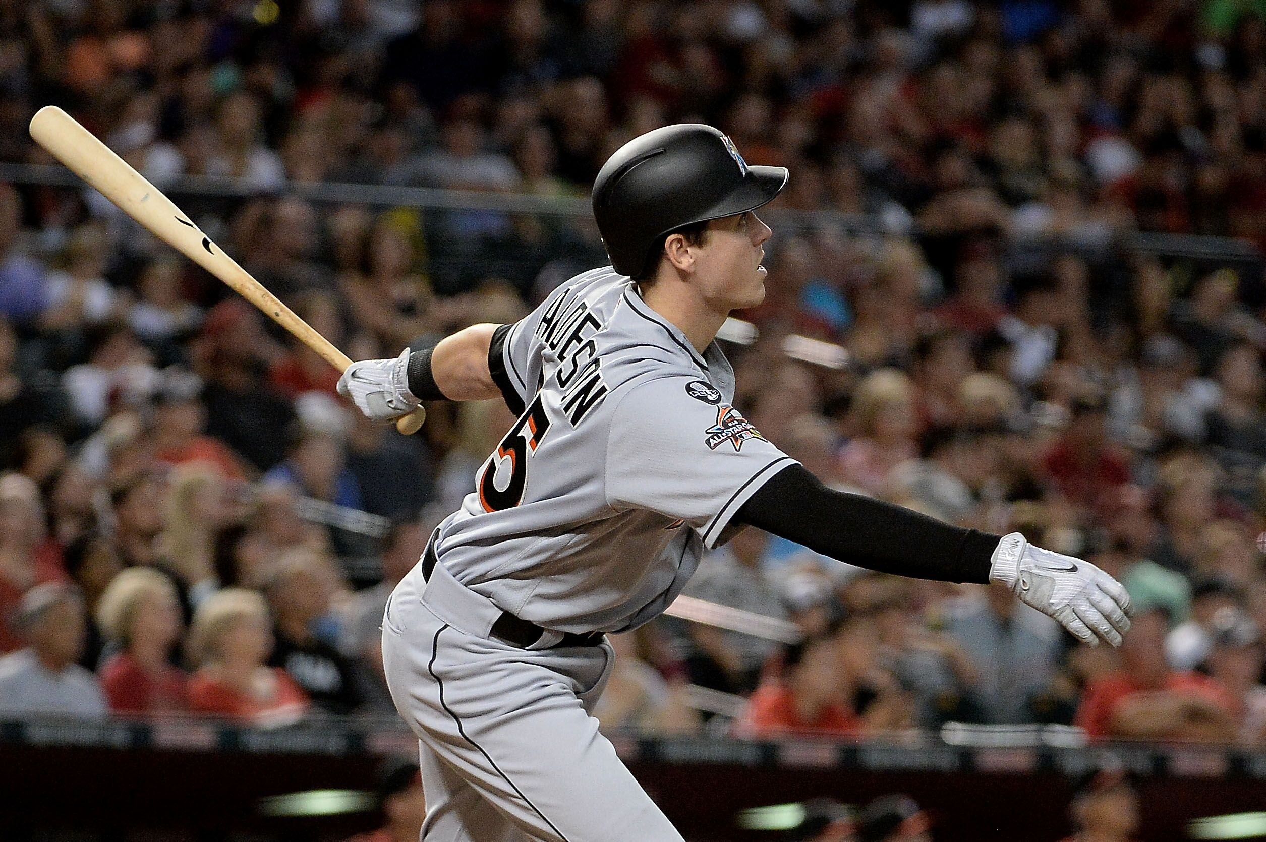 Marlins Brian Anderson Waiver Wire Worthy