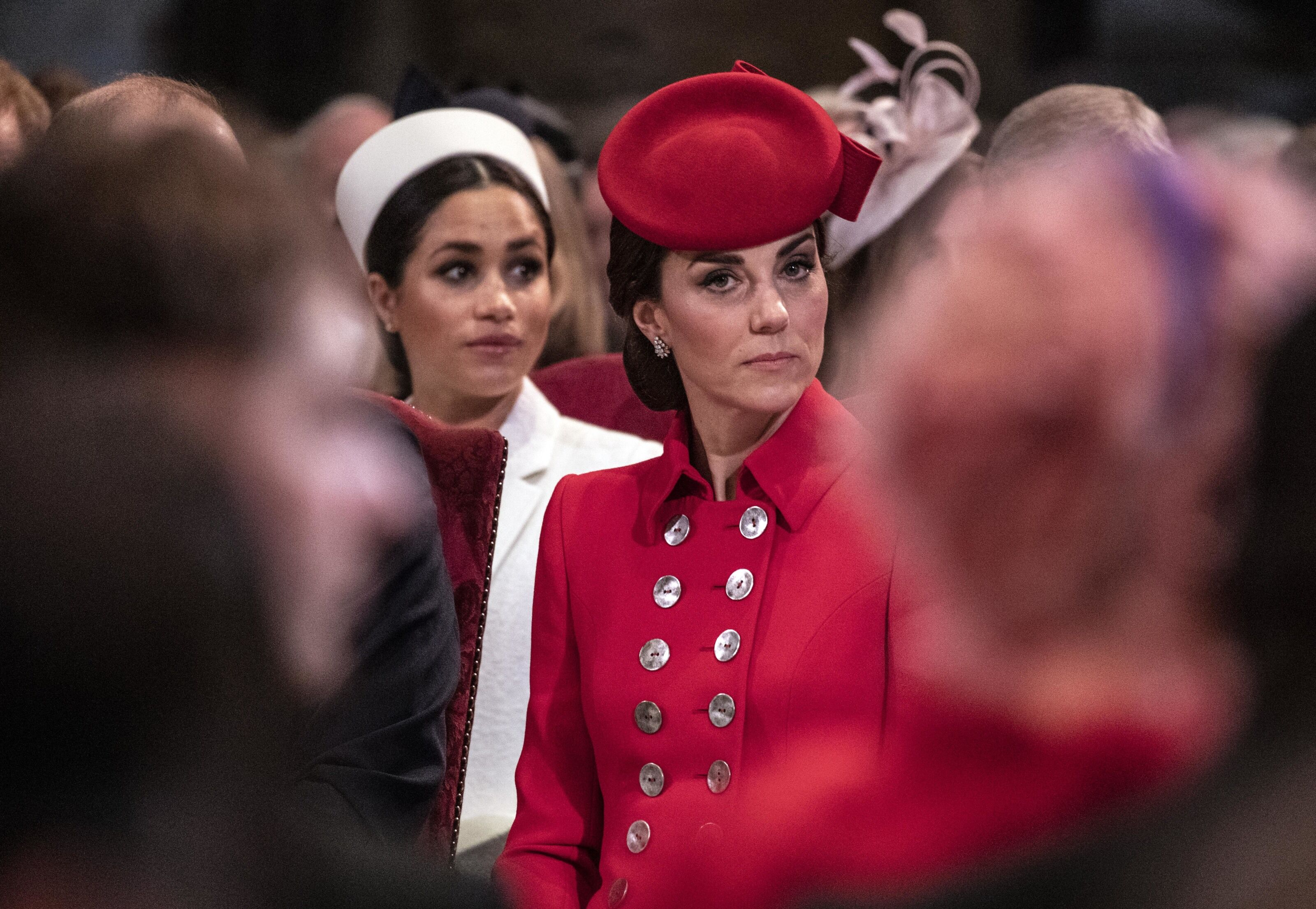 Meghan Markle second baby rumors swirl as Kate Middleton feud soars