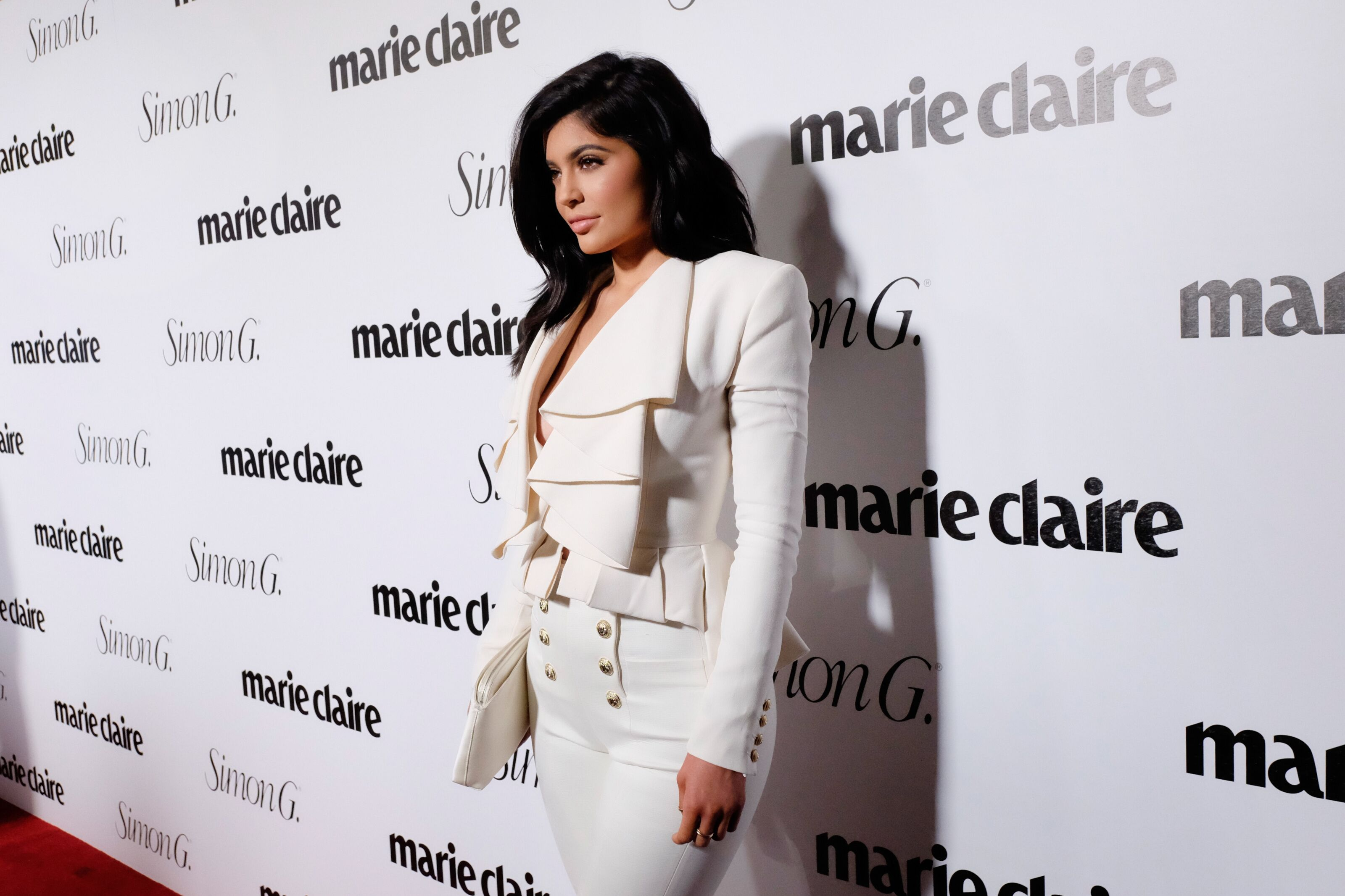 Kylie Jenner is the ultimate snow queen