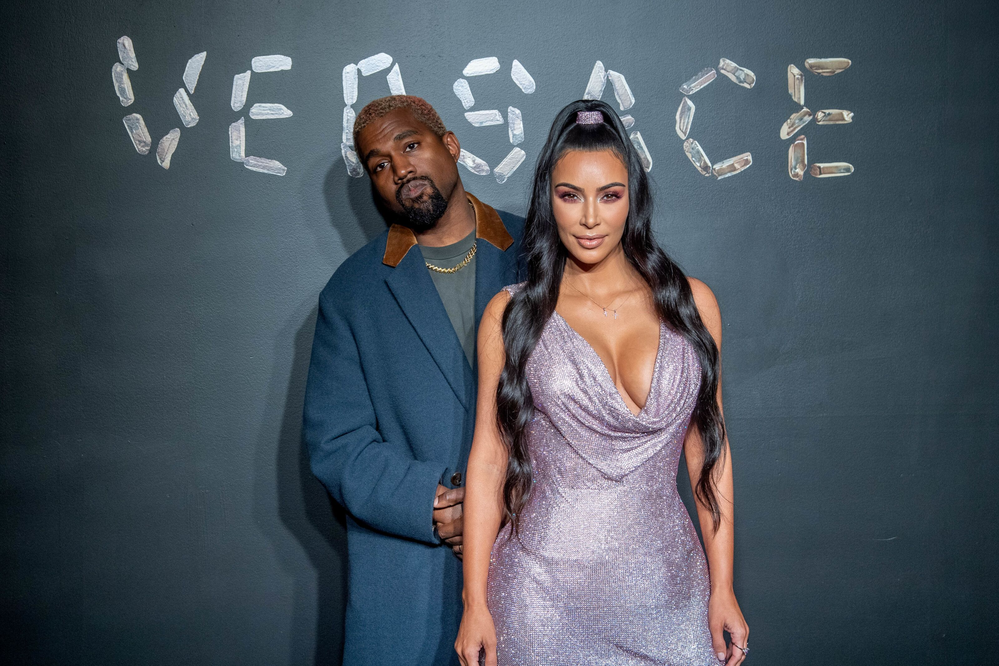 Kim Kardashian bares body in see-through nude style on Instagram amid plastic surgery and 'aging fake Cleopatra' shade