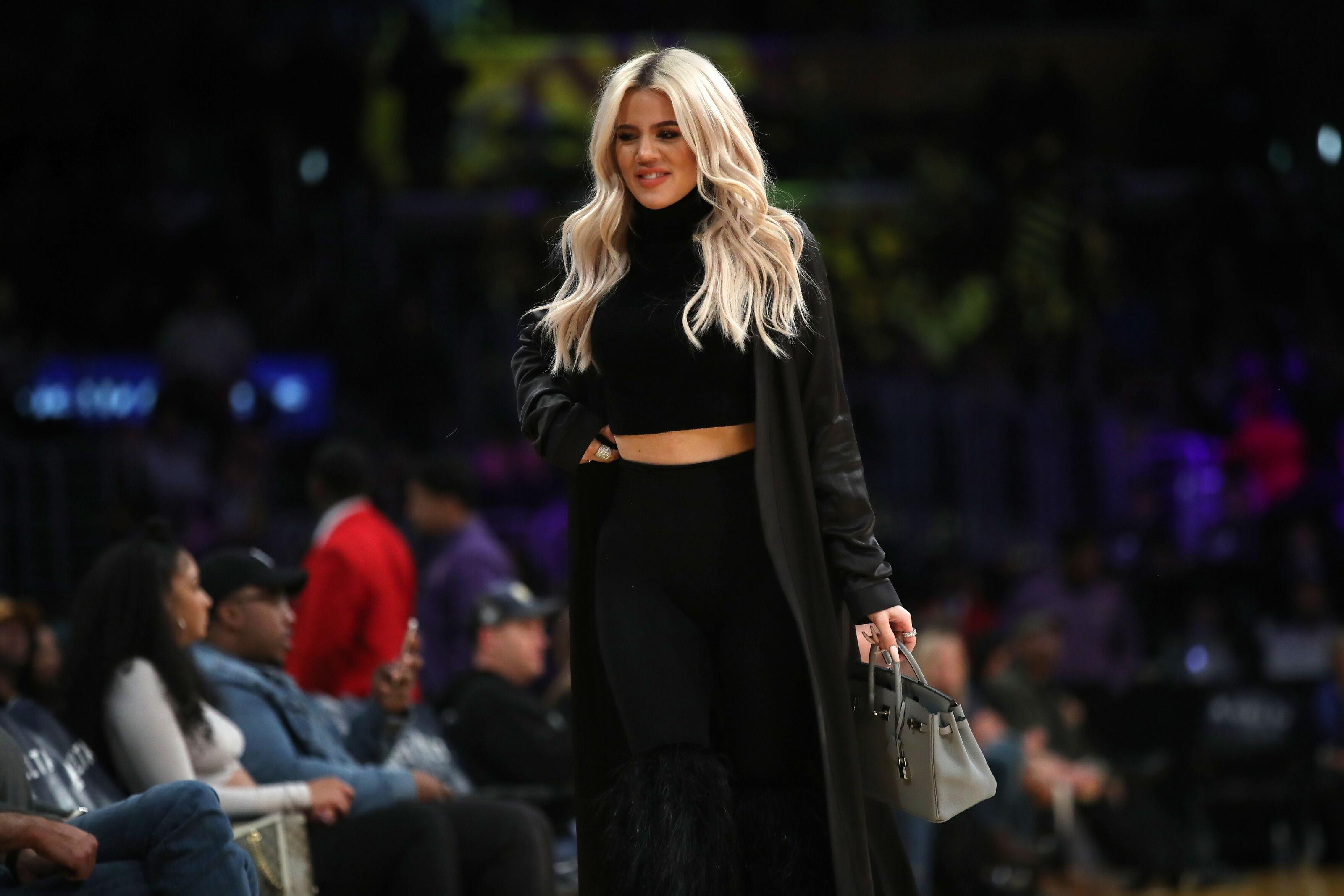 283239064f266 Khloe Kardashian breast surgery rumors soar from sexy Instagram pic