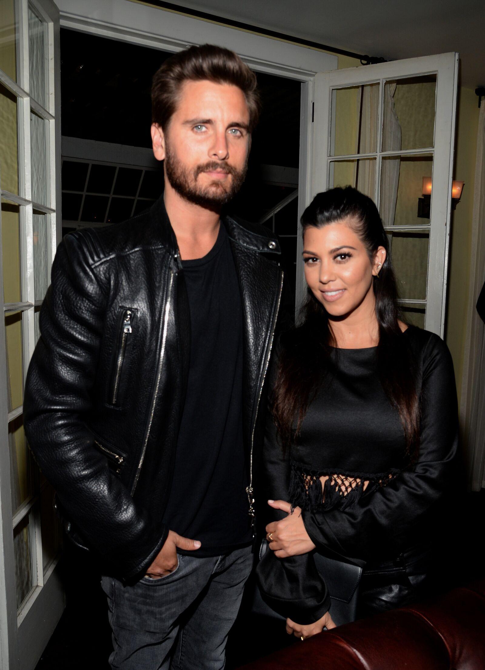 Kourtney Kardashian is shocked Scott Disick is still with Sofia
