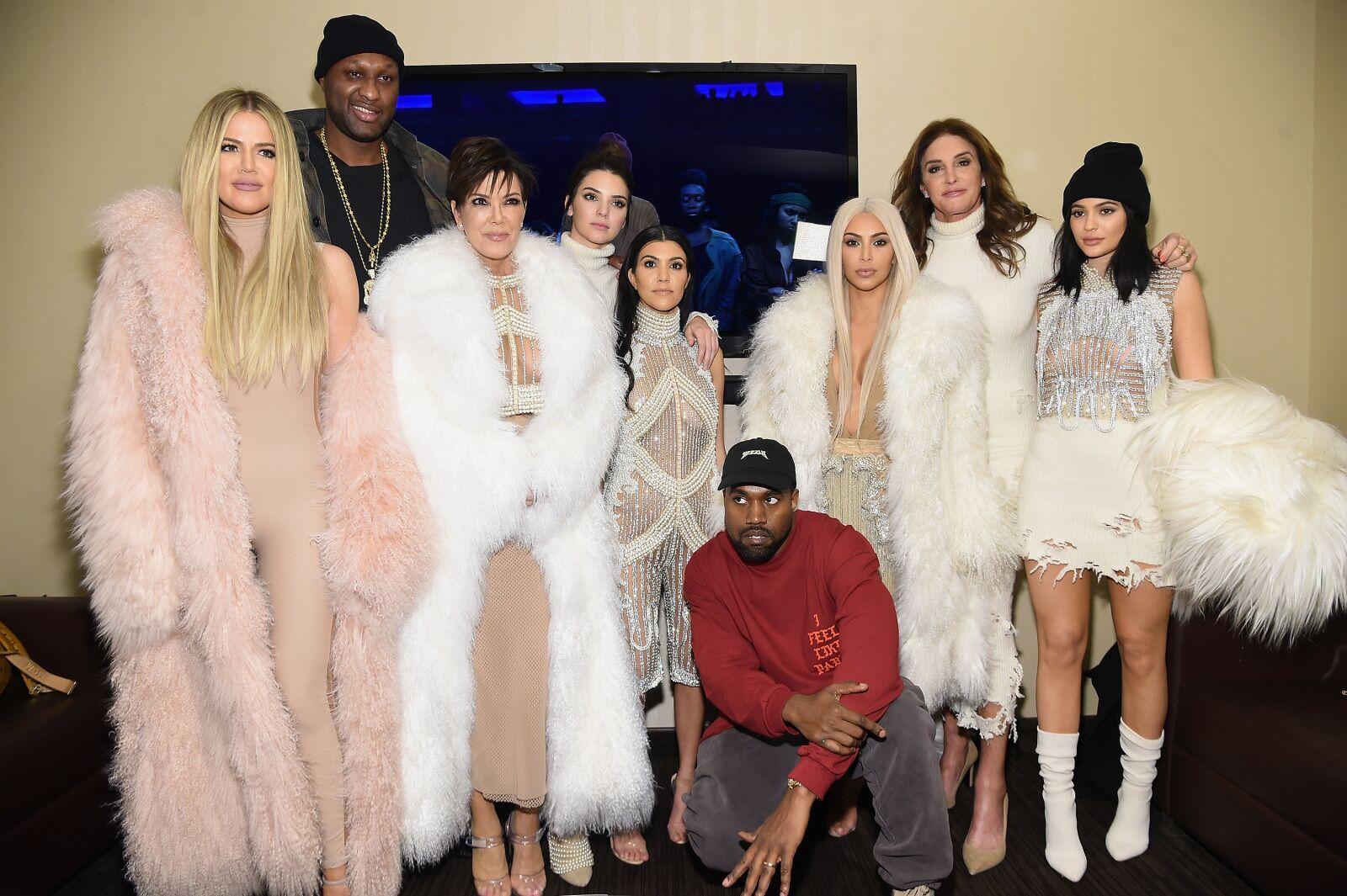 Kim Kardashian, Kanye West: Feud or friends with Caitlyn Jenner?