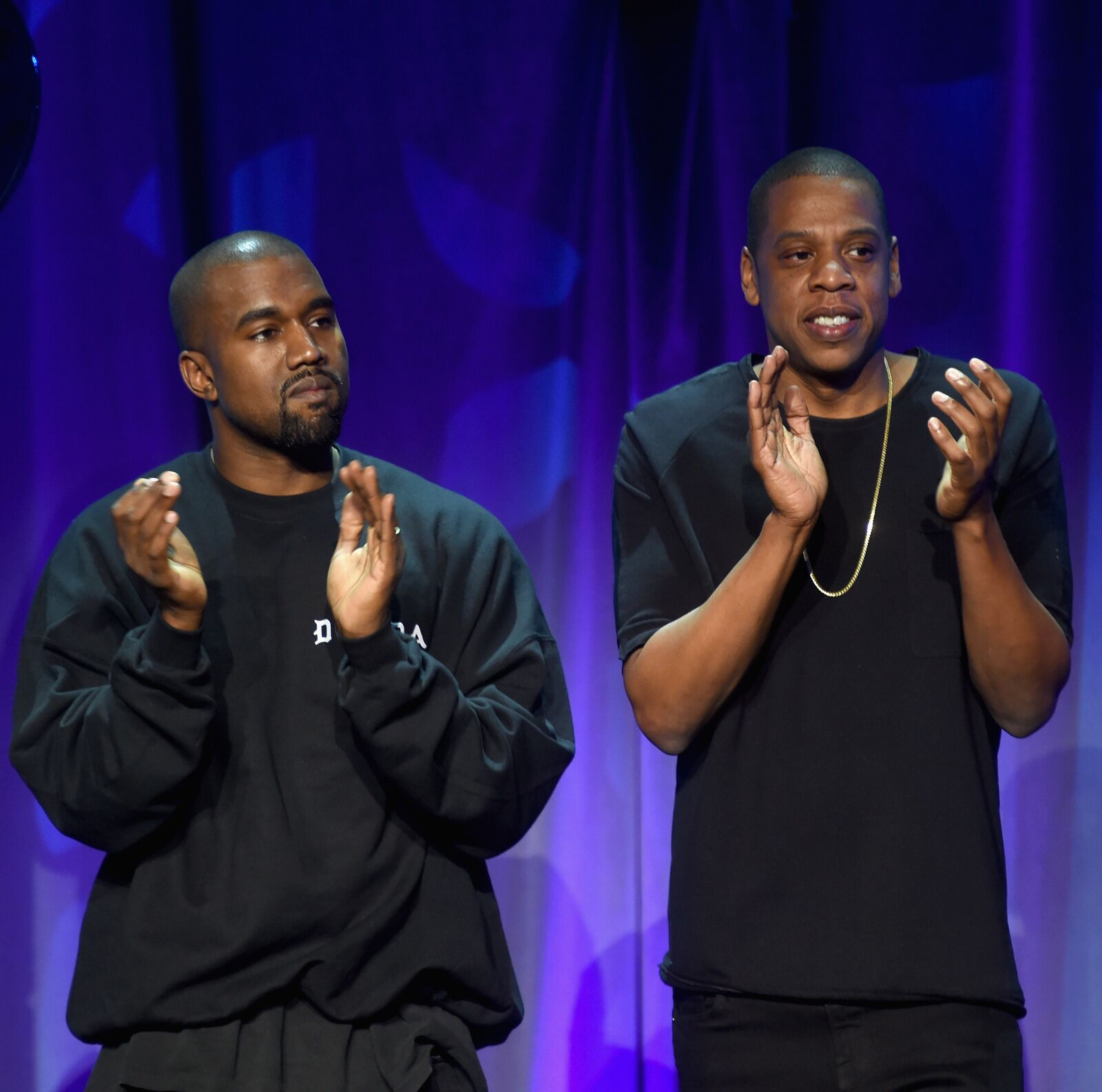 Kanye West and Jay-Z are brothers, the feud is over