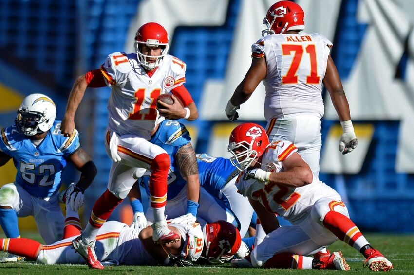 Kansas City Chiefs Five Things To Watch Vs Chargers