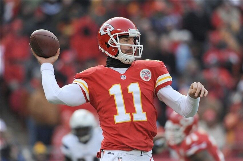 Kc Chiefs Ten Best Games For Alex Smith As A Chief Page 3