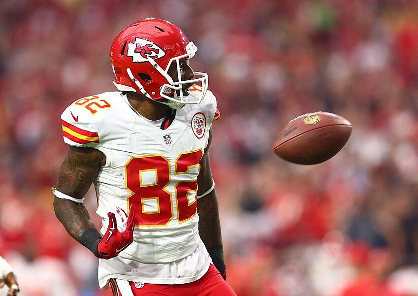 eb1d7a1a Kansas City Chiefs: Top 15 Leaders in Receiving Yards All-Time - Page 16