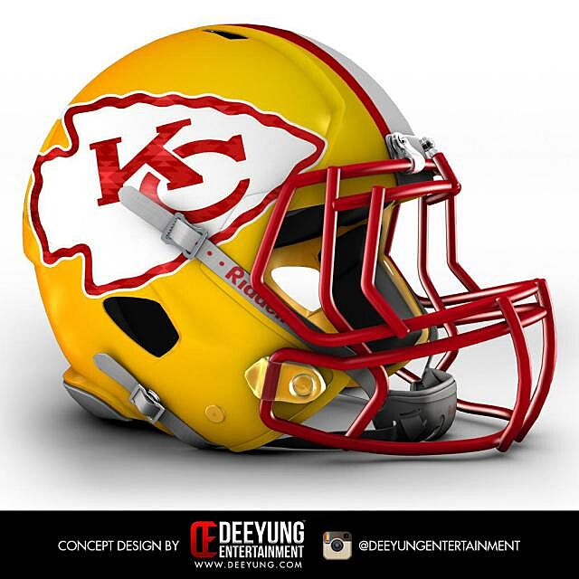 best loved da8d8 8a5db Kansas City Chiefs Might Be Wearing Yellow Uniforms in 2016