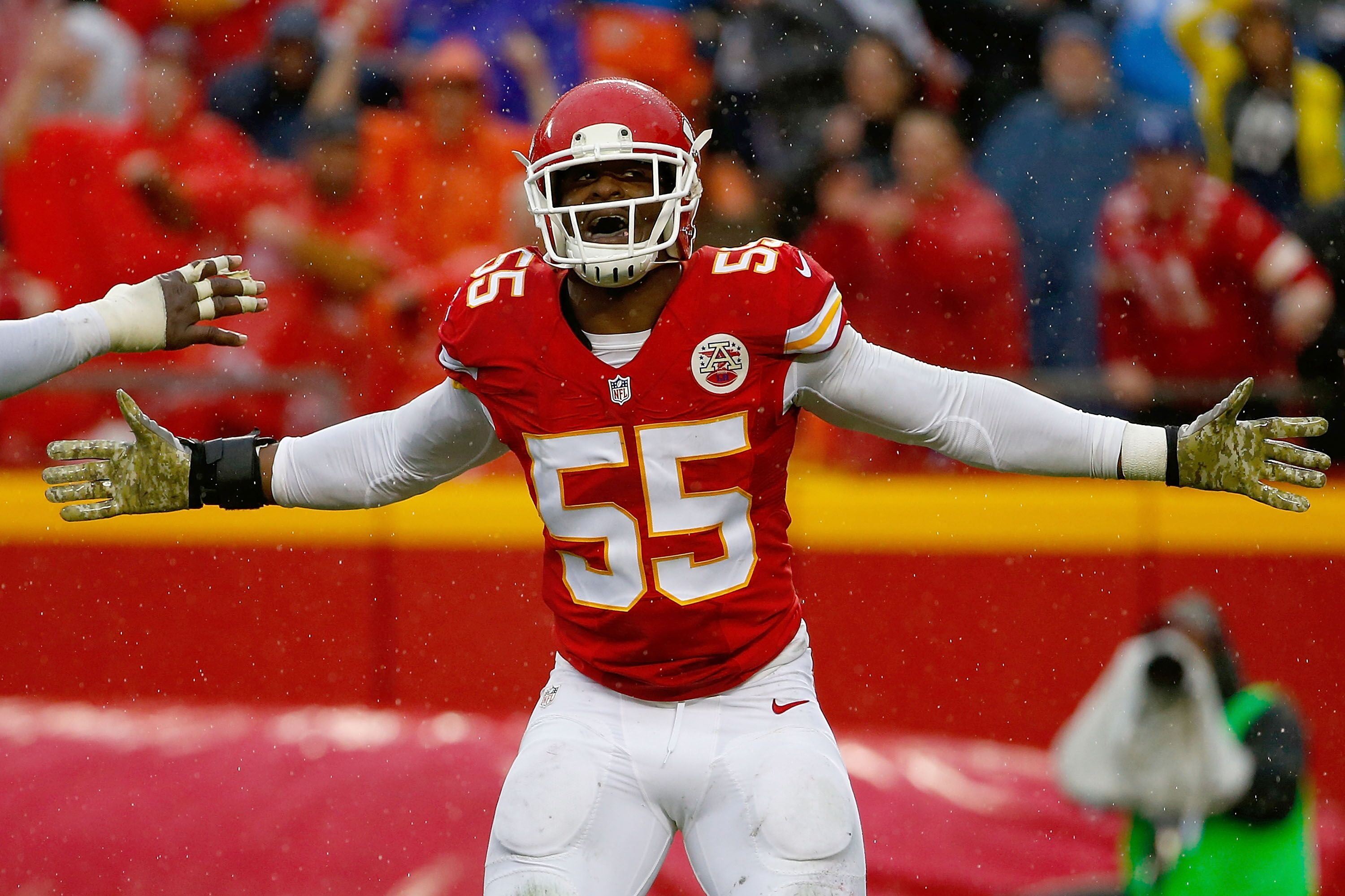 Kansas City Chiefs Five Players With Most To Prove In 2016
