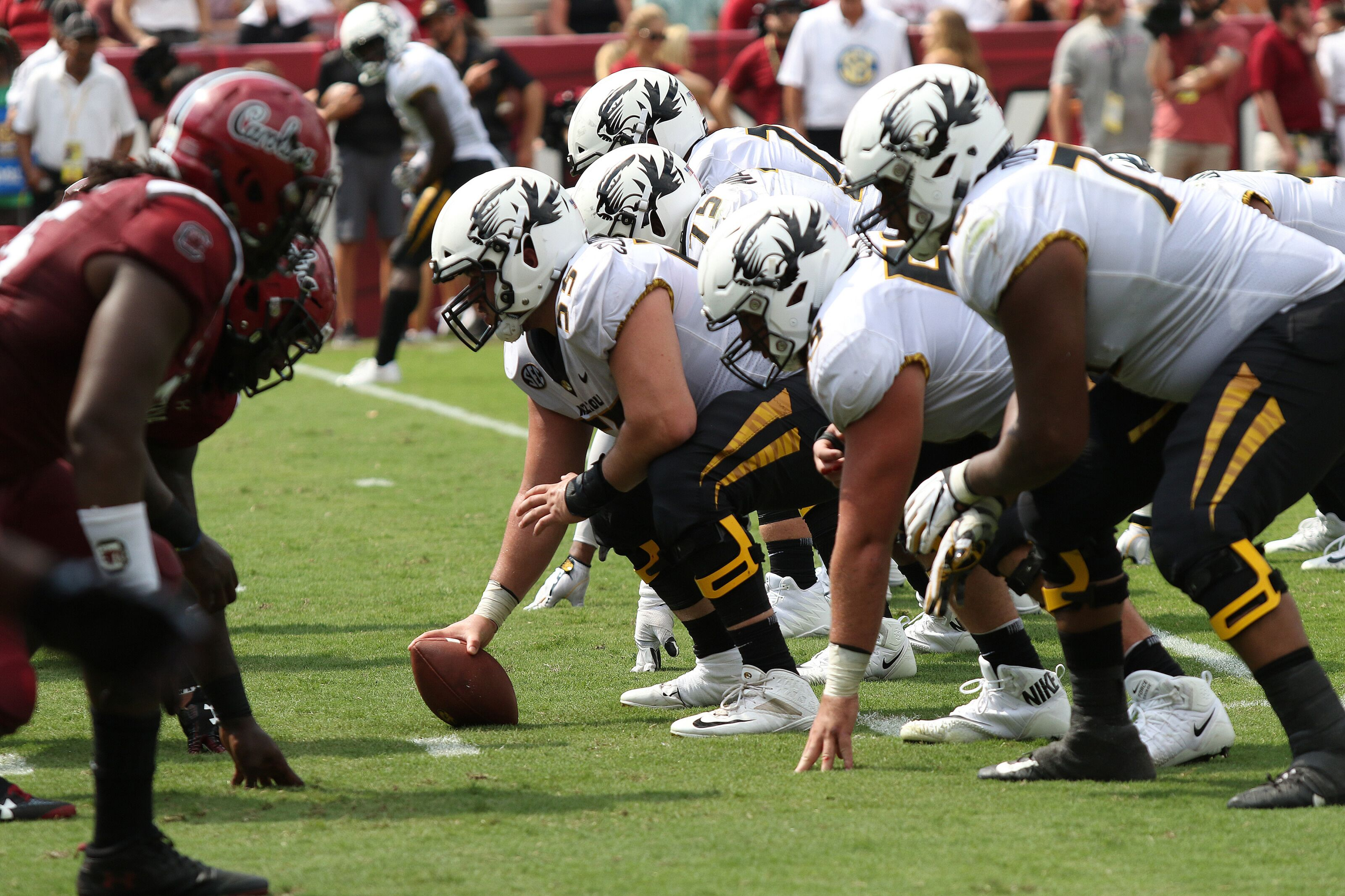 Mizzou Football: South Carolina must-win game for Tigers
