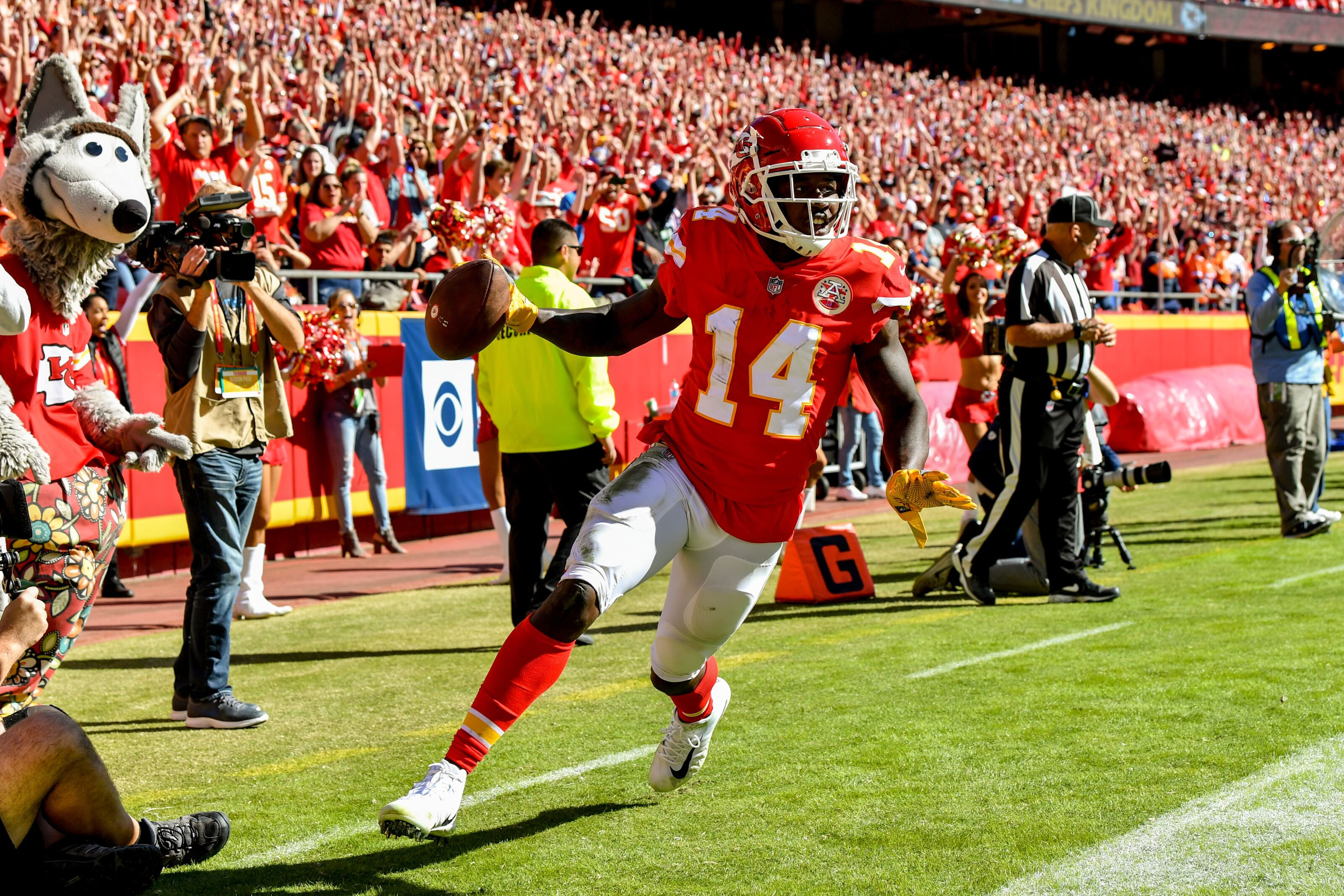 Kansas City Chiefs Depth Chart