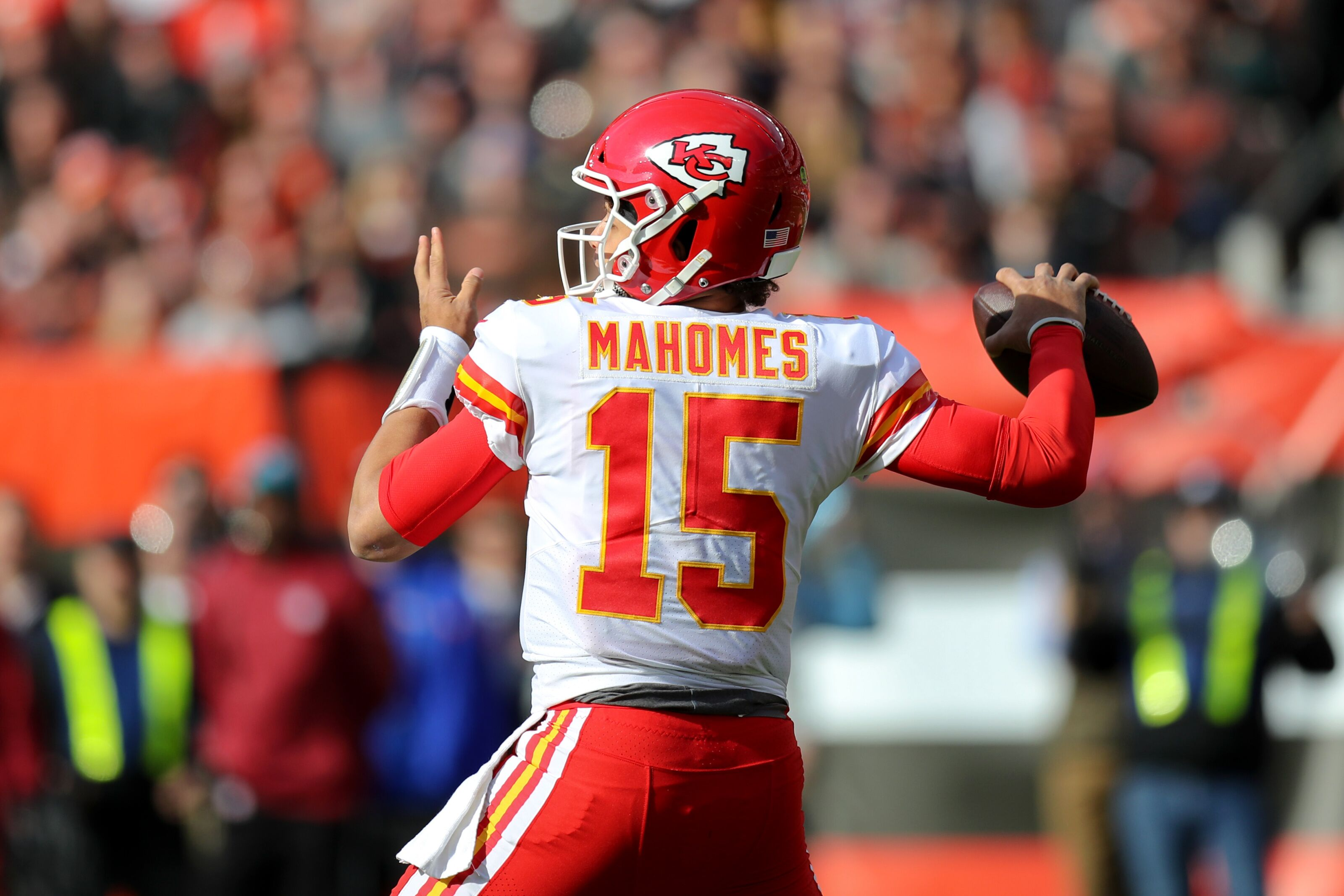 2073d5aa Kansas City Chiefs: Quarterback depth chart after 2019 NFL Draft